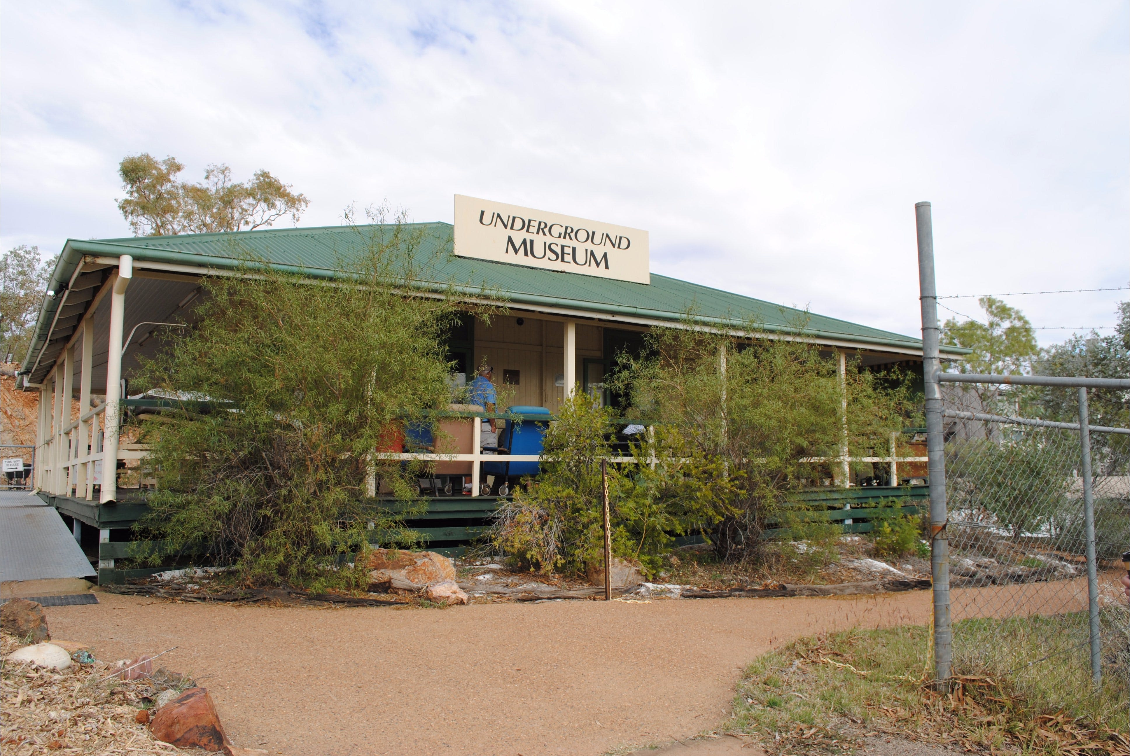Mount Isa Underground Hospital and Museum - New South Wales Tourism