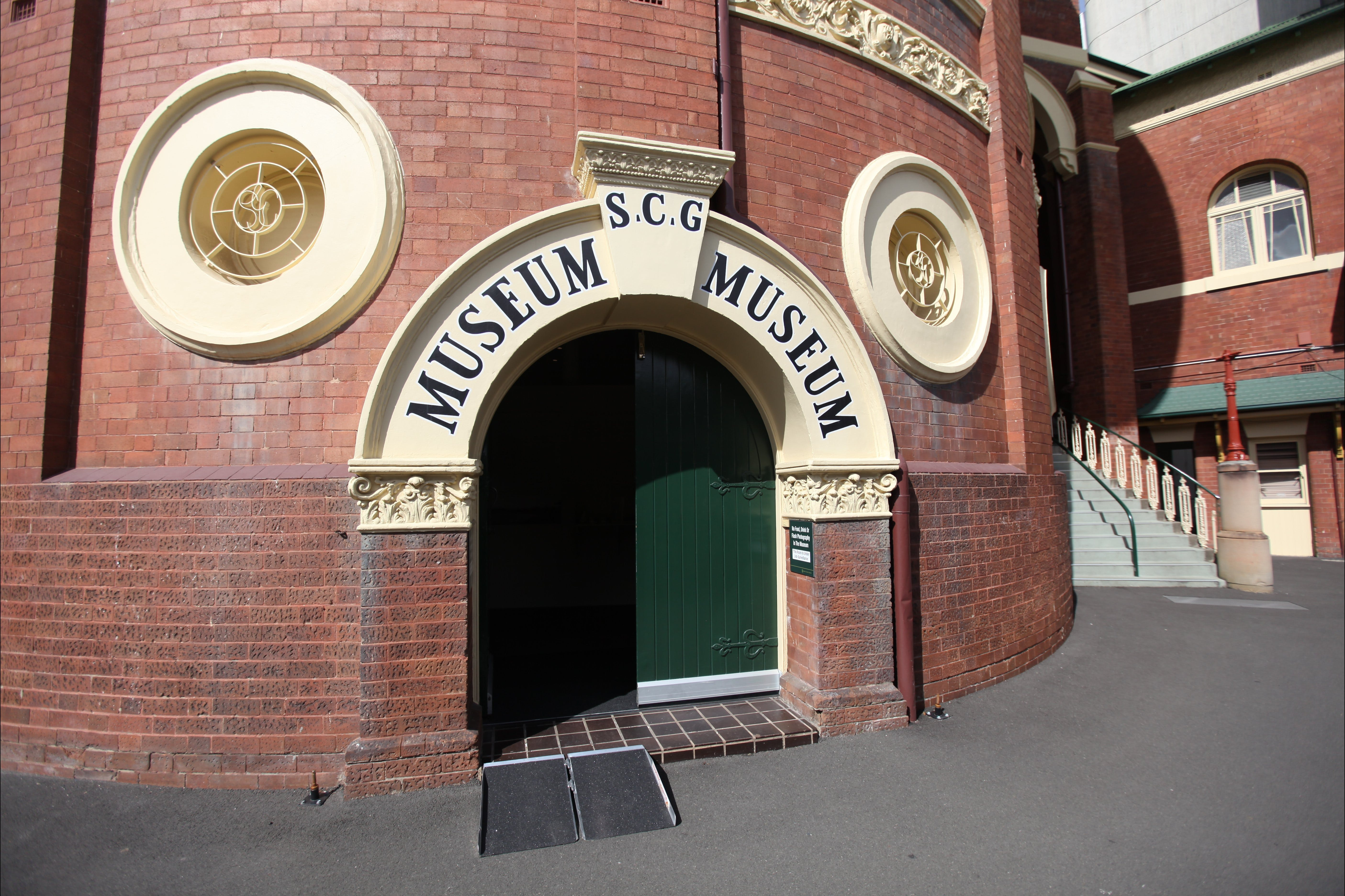 Sydney Cricket Ground Museum - New South Wales Tourism