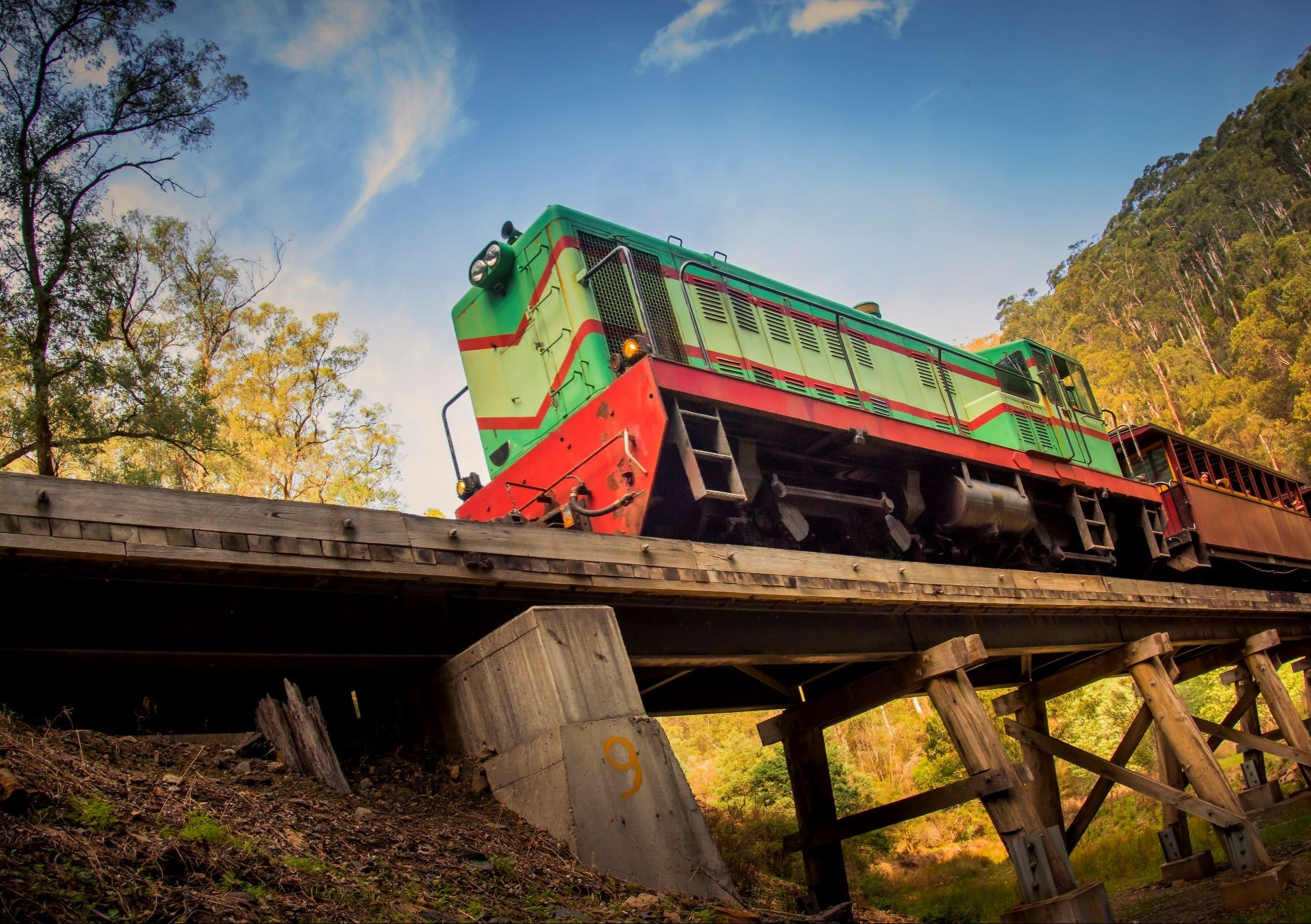 Walhalla Goldfields Railway - New South Wales Tourism