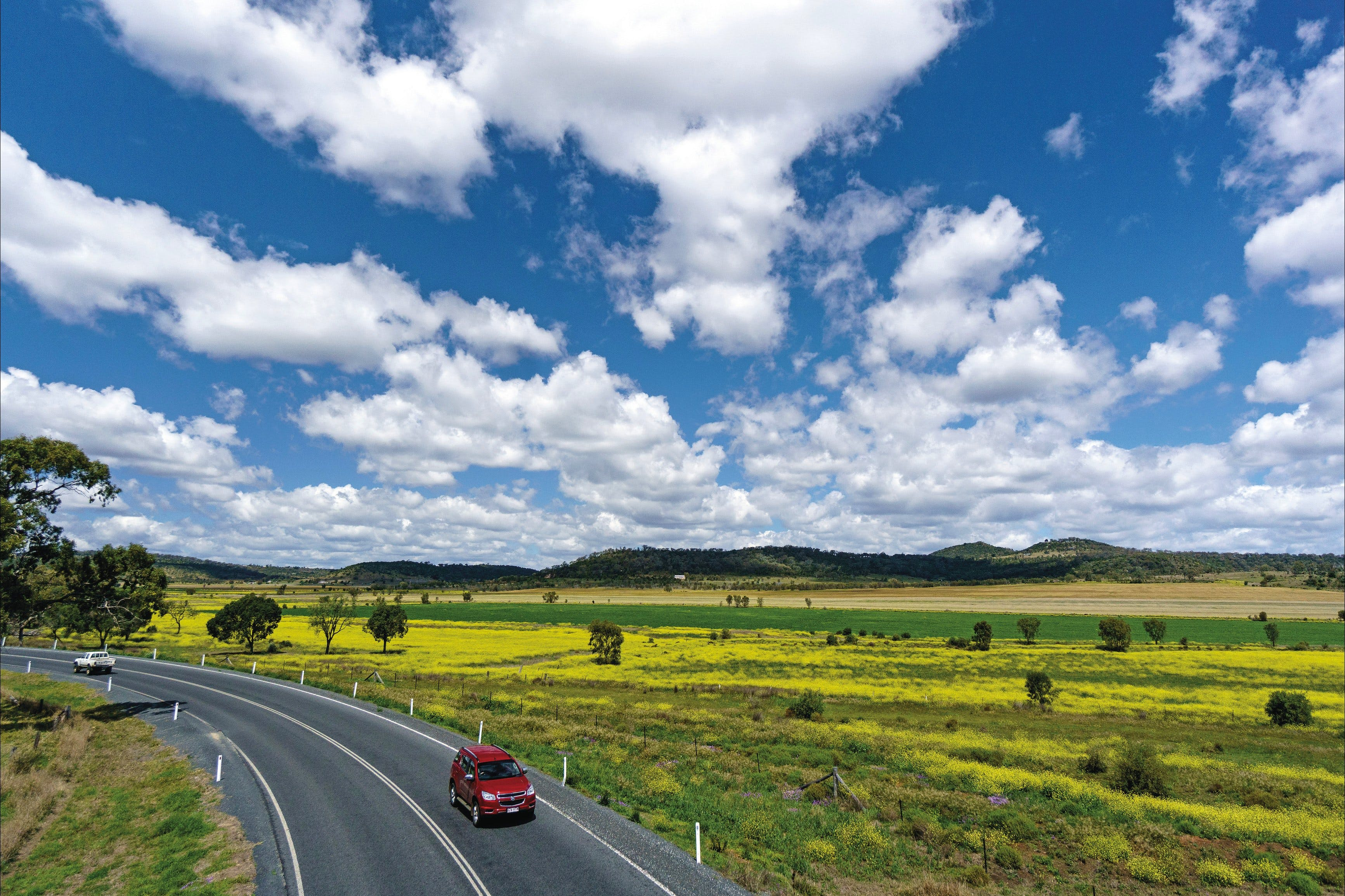 Warrego Way - New South Wales Tourism