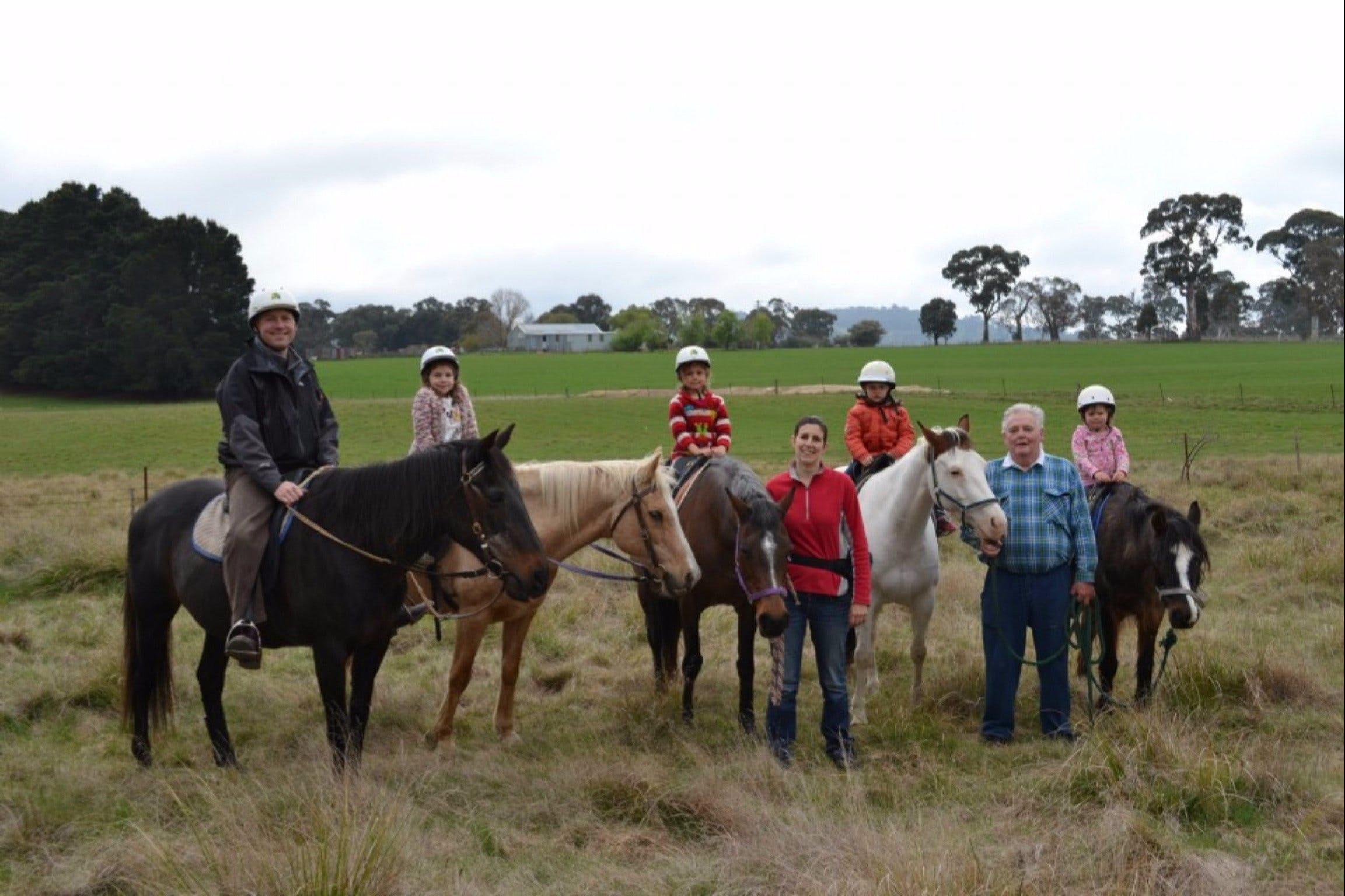 High Country Trail Rides - New South Wales Tourism