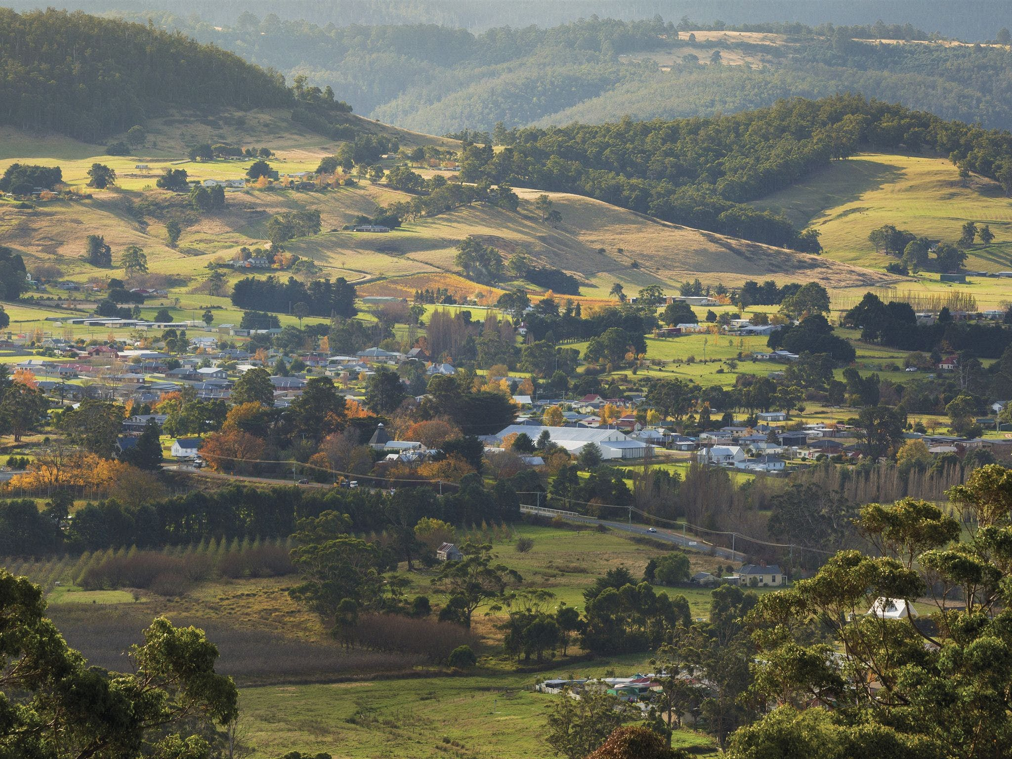Huonville - New South Wales Tourism