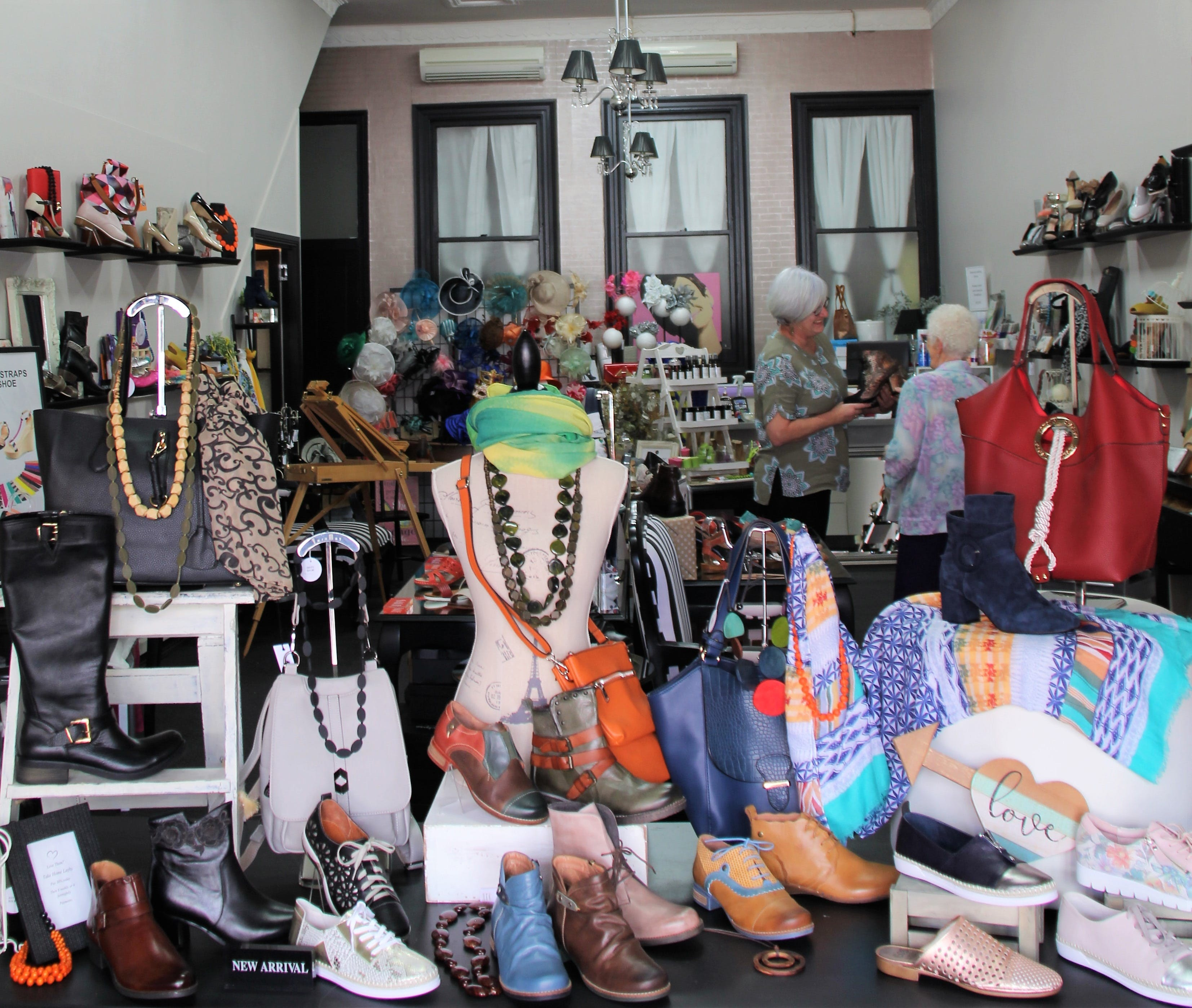 Obsession Shoes Boutique - New South Wales Tourism