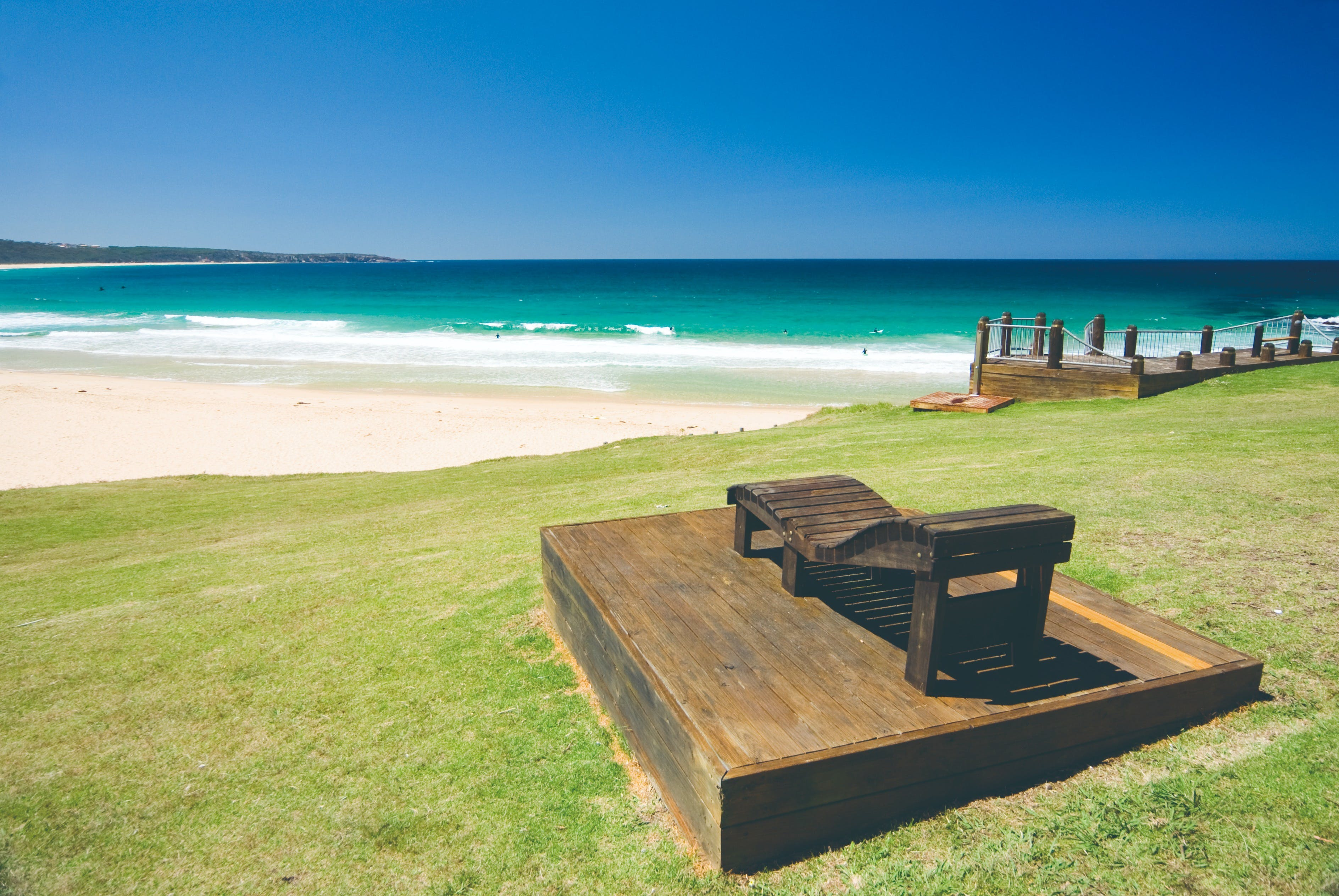 Short Point Beach - New South Wales Tourism