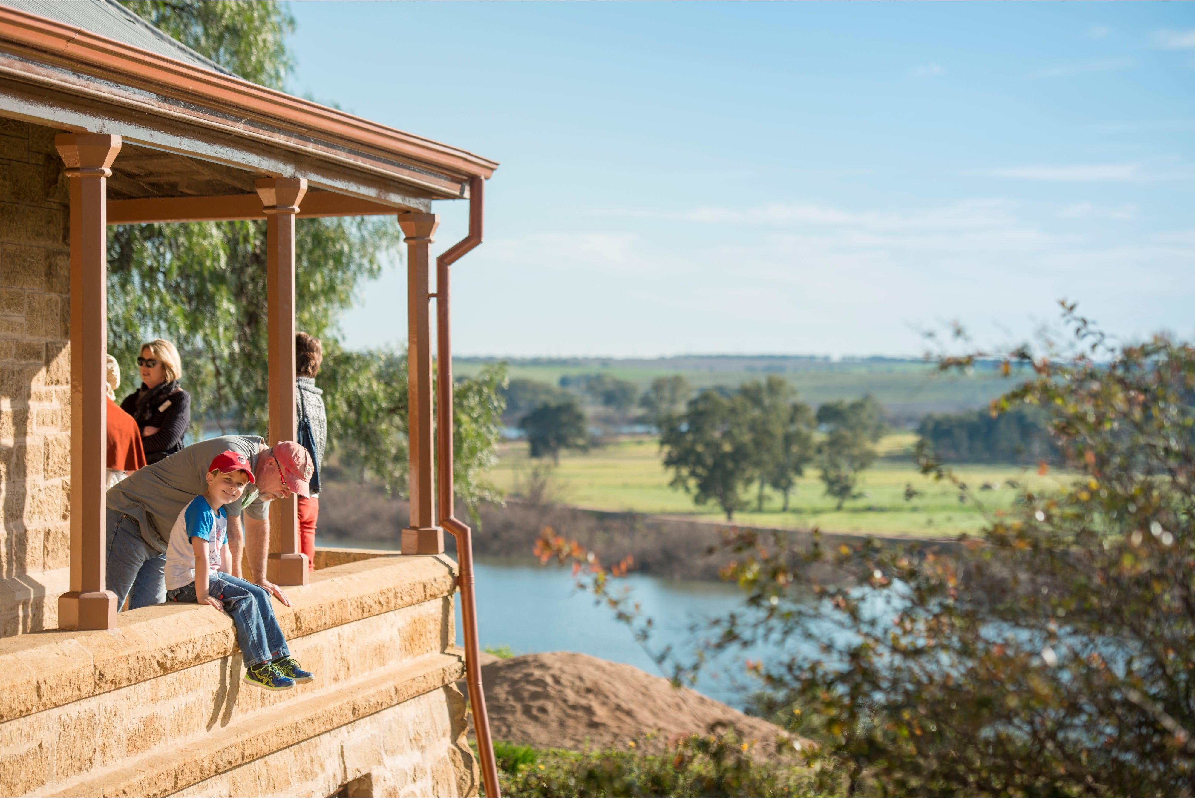 The Murray Bridge Discovery Trail - New South Wales Tourism