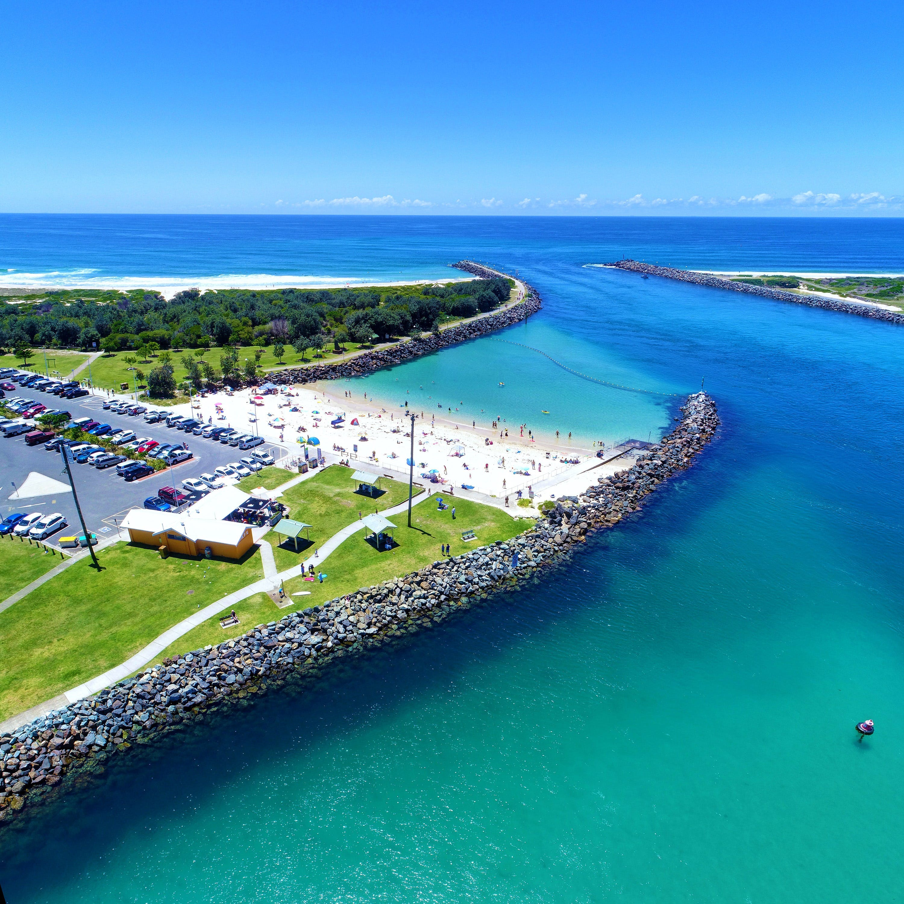 Tuncurry Rock Pool - New South Wales Tourism