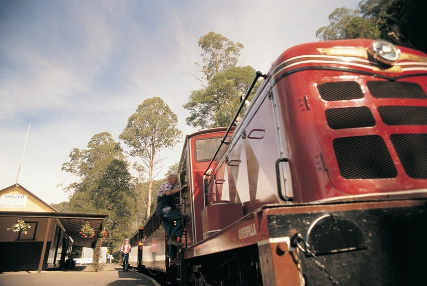 Walhalla - New South Wales Tourism