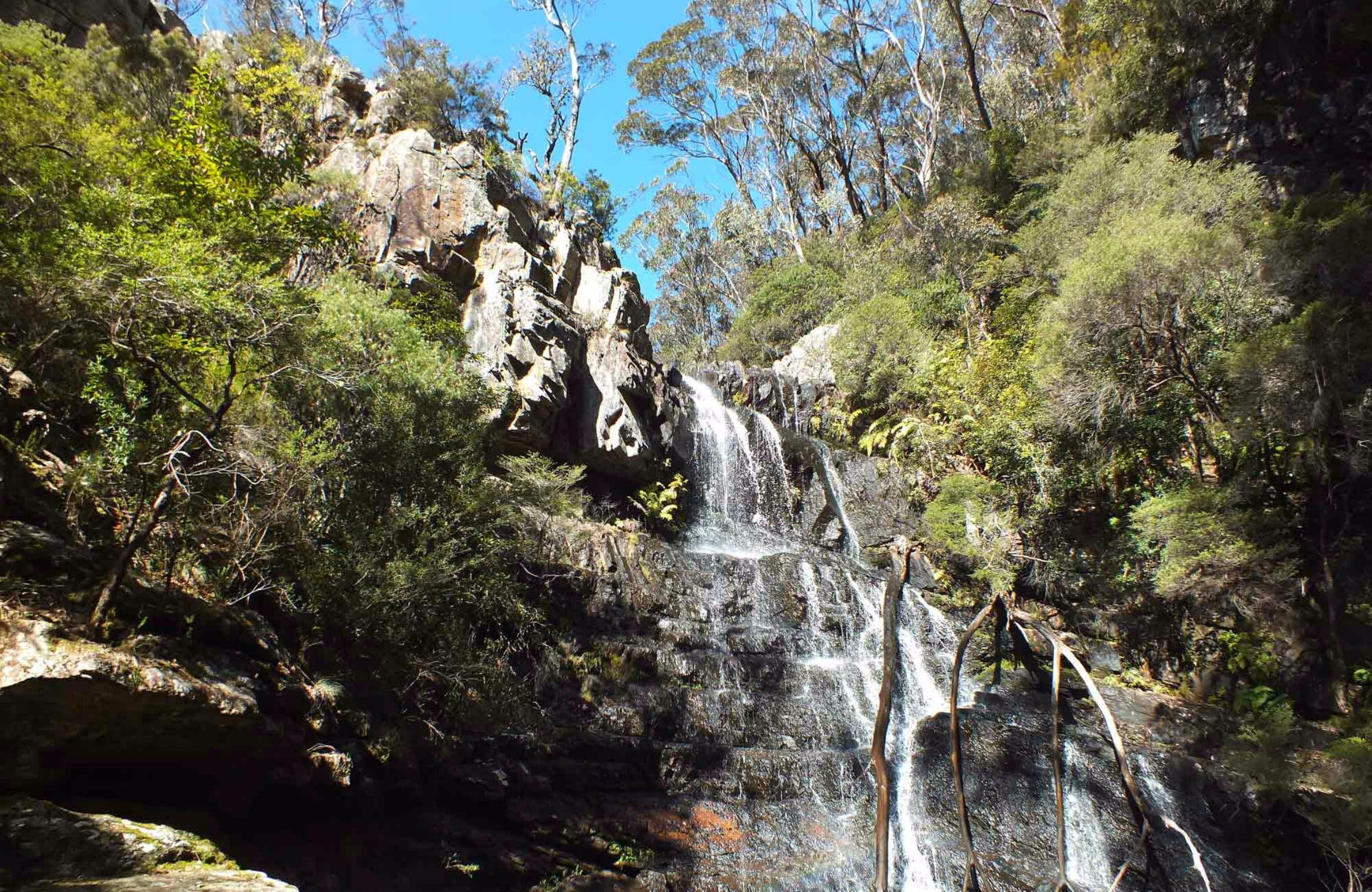 Waterfall Walk Kanangra-Boyd National Park - New South Wales Tourism