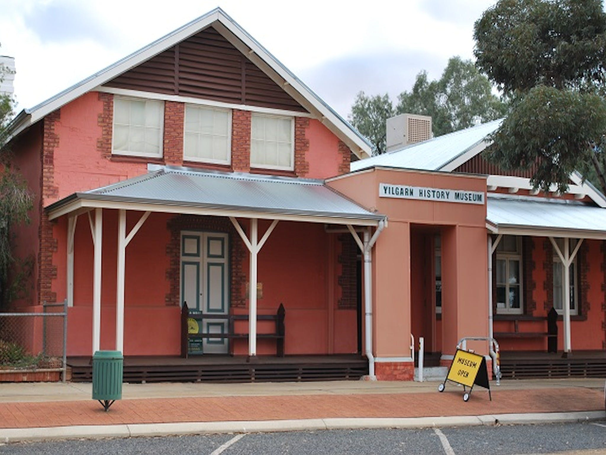 Yilgarn History Museum - New South Wales Tourism