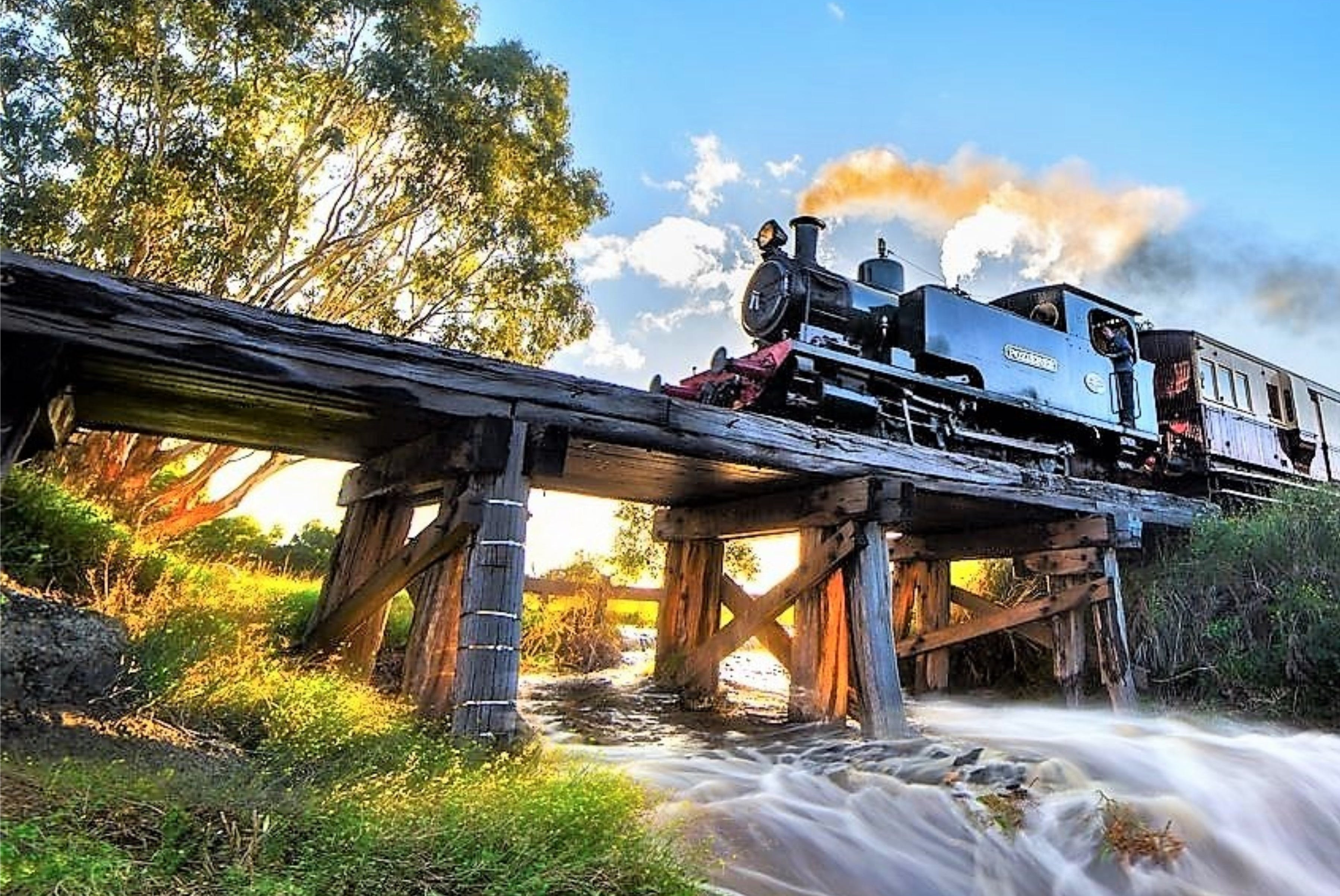 Bellarine Railway - New South Wales Tourism