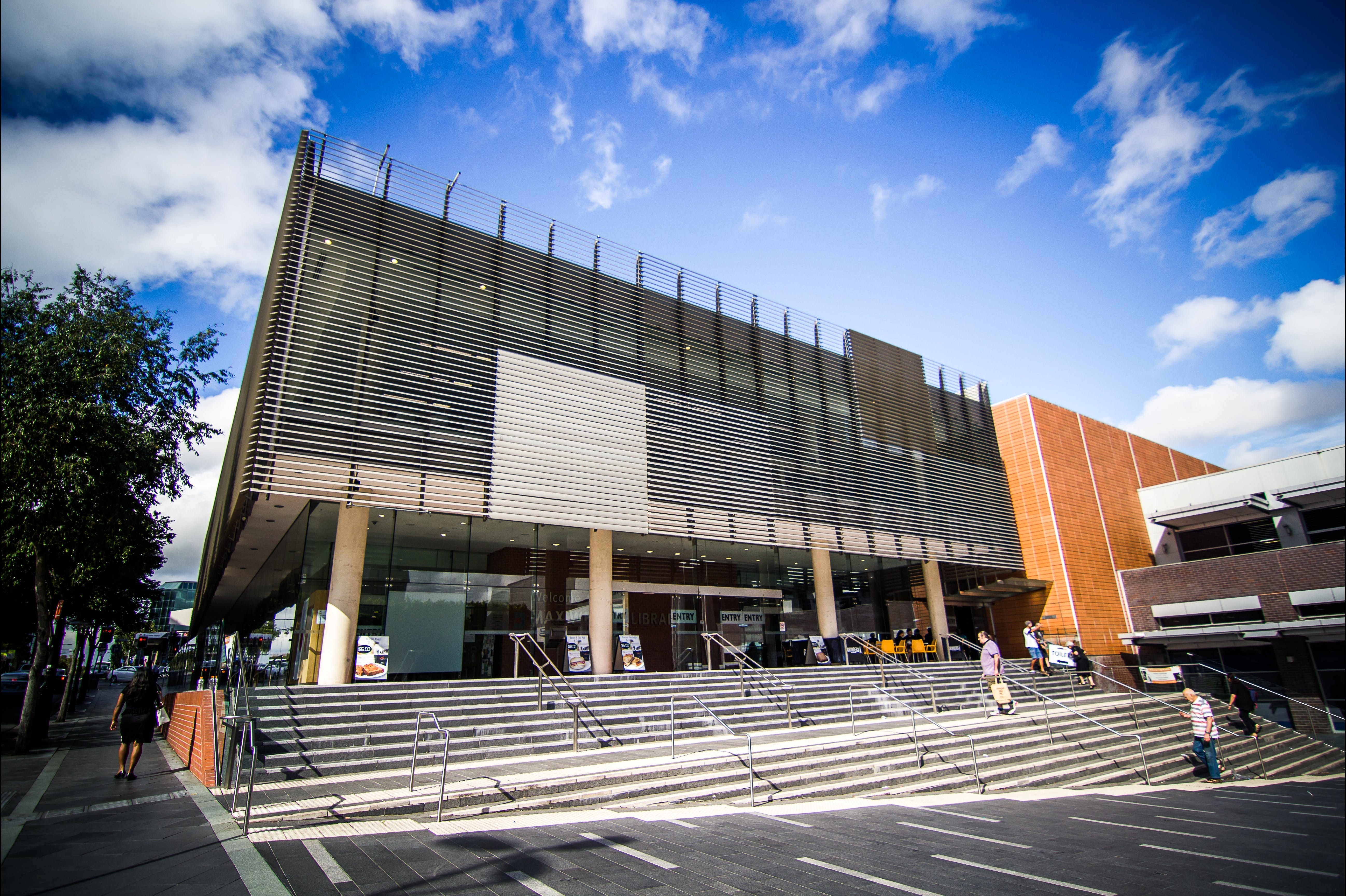 Blacktown City Libraries - New South Wales Tourism