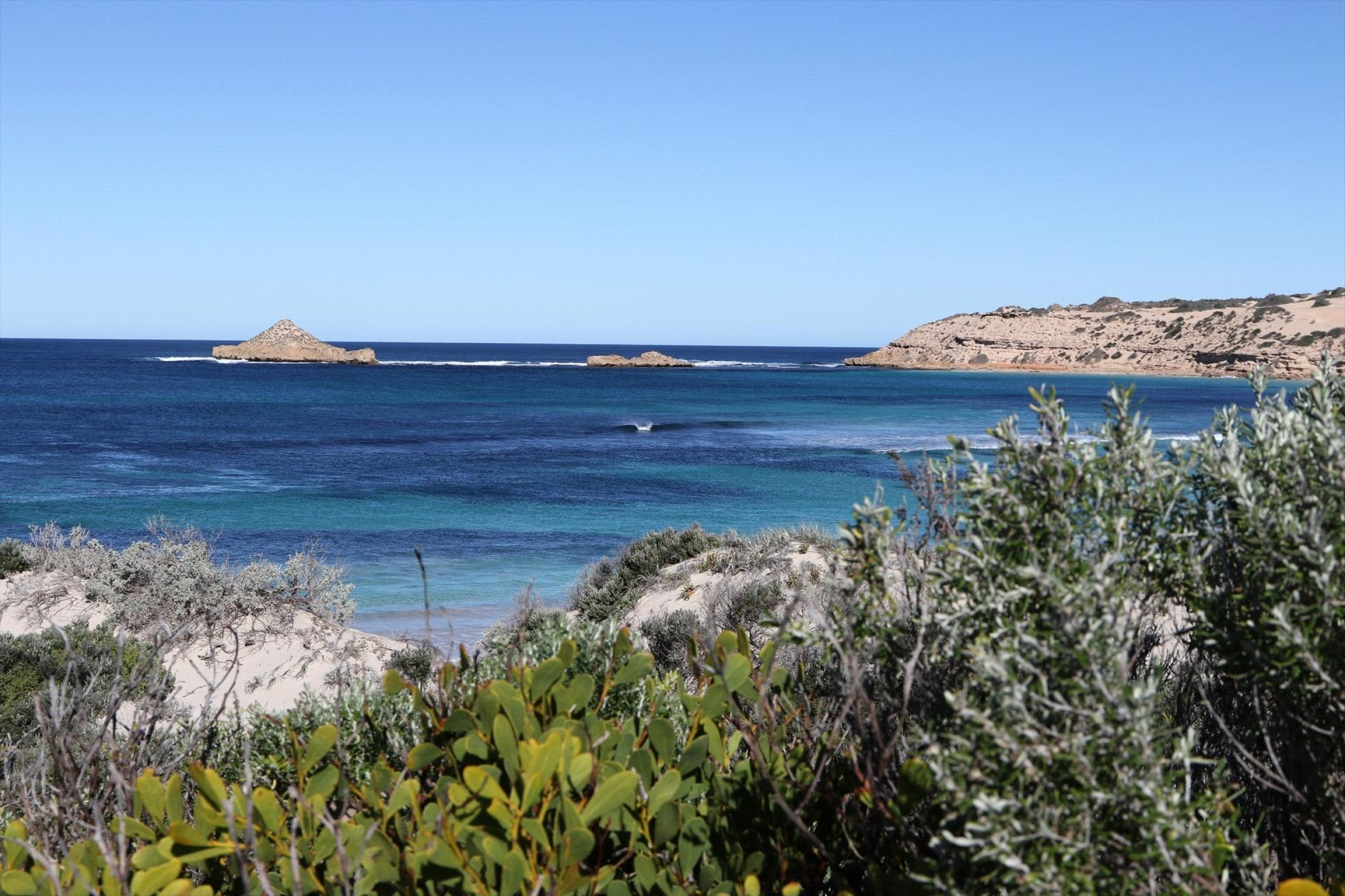 Fowlers Bay Conservation Park - New South Wales Tourism