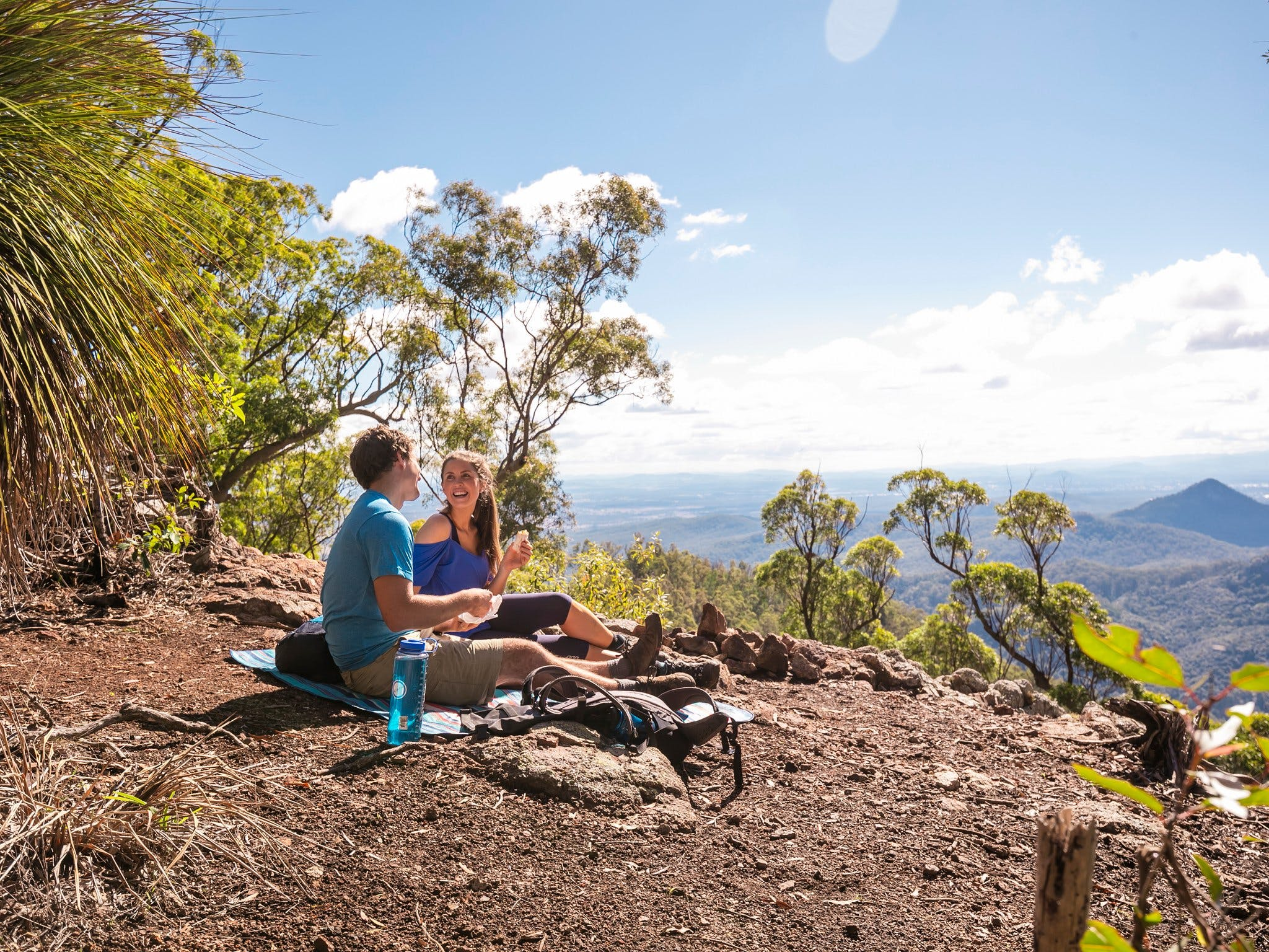 Goolman Lookout via Rocky Knoll Lookout Trail - New South Wales Tourism
