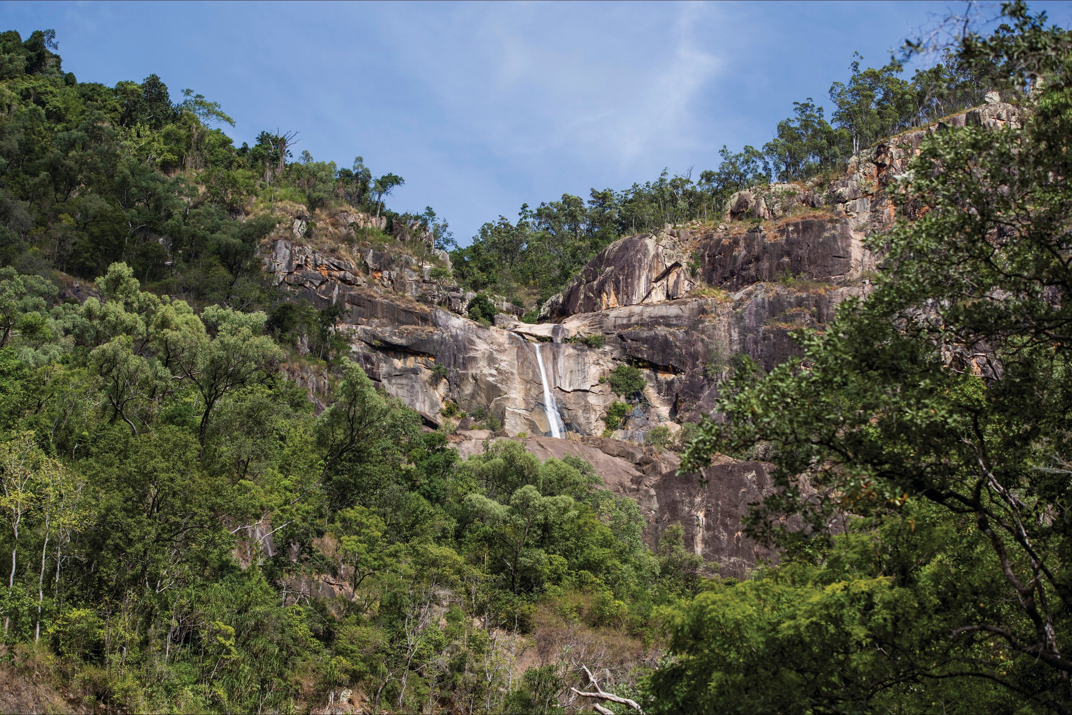 Jourama Falls Paluma Range National Park - New South Wales Tourism