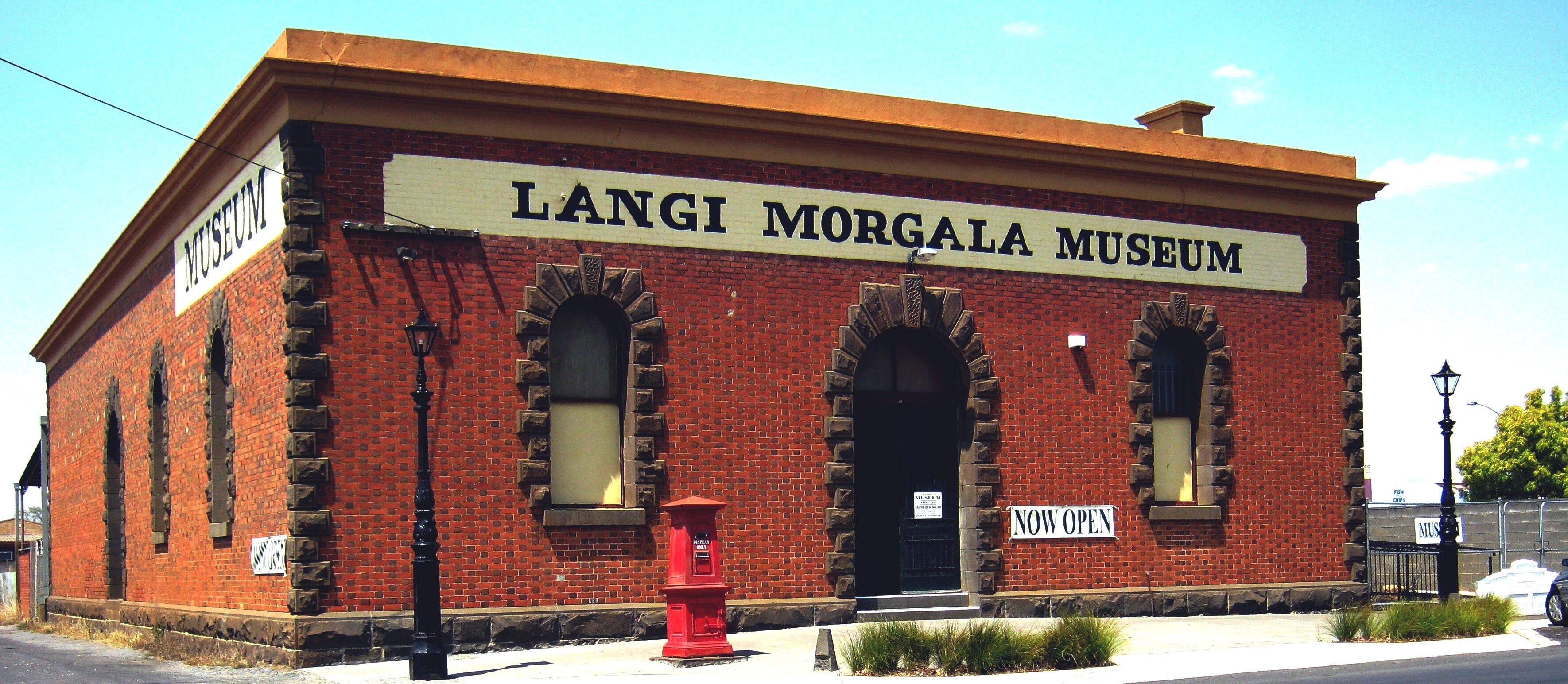 Langi Morgala Museum - New South Wales Tourism