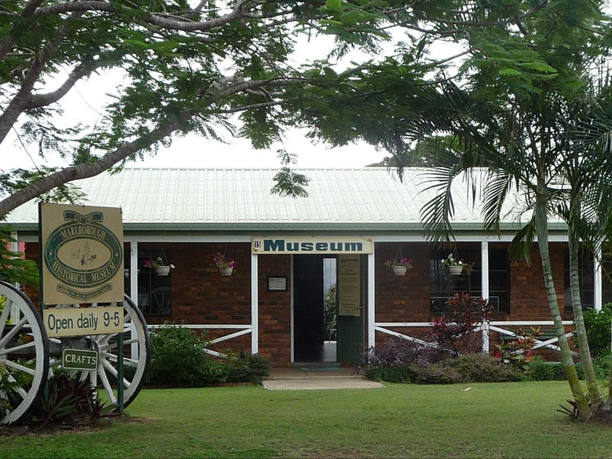Marlborough Historical Museum - New South Wales Tourism