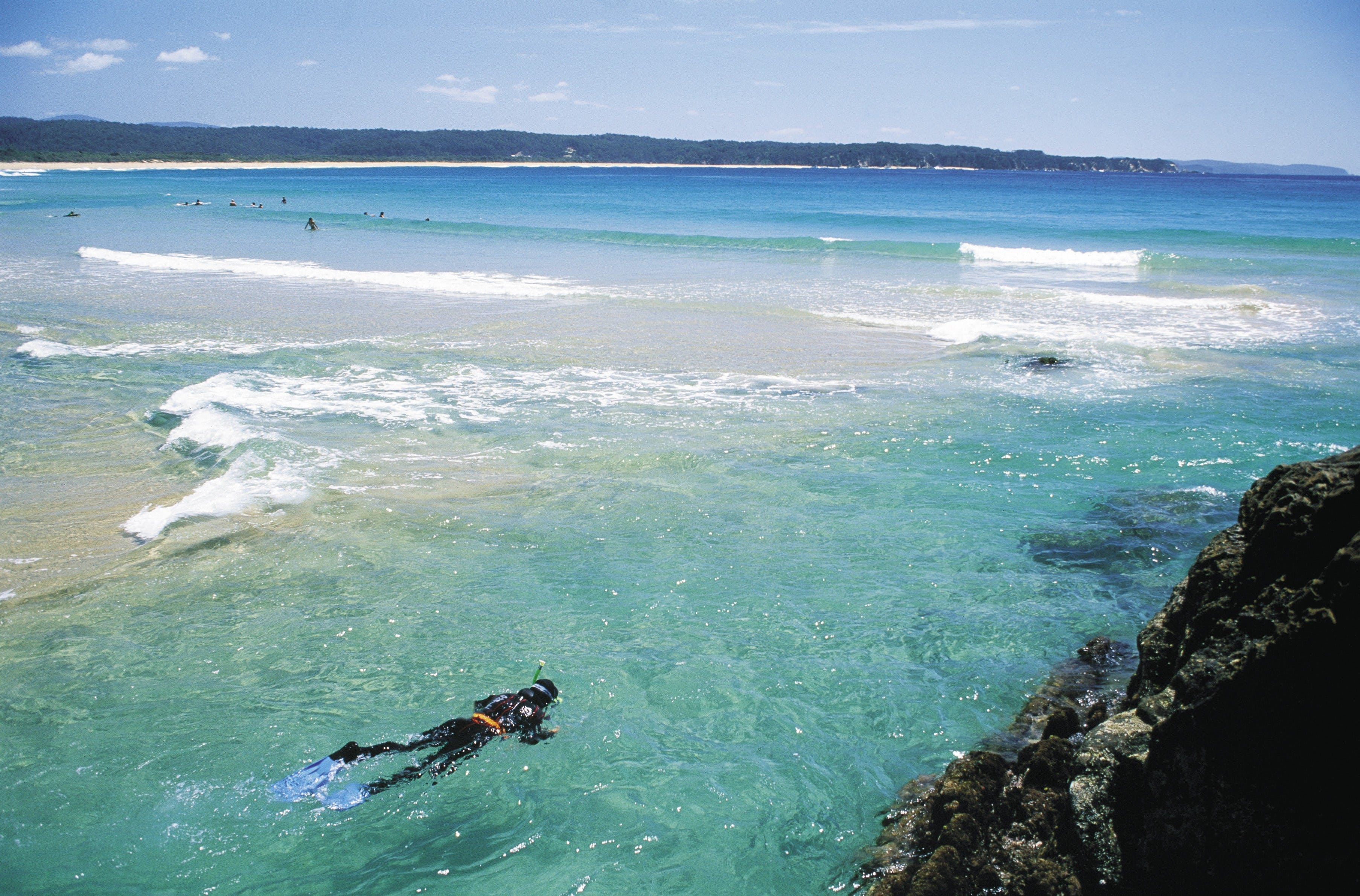 Merimbula Main Beach - New South Wales Tourism