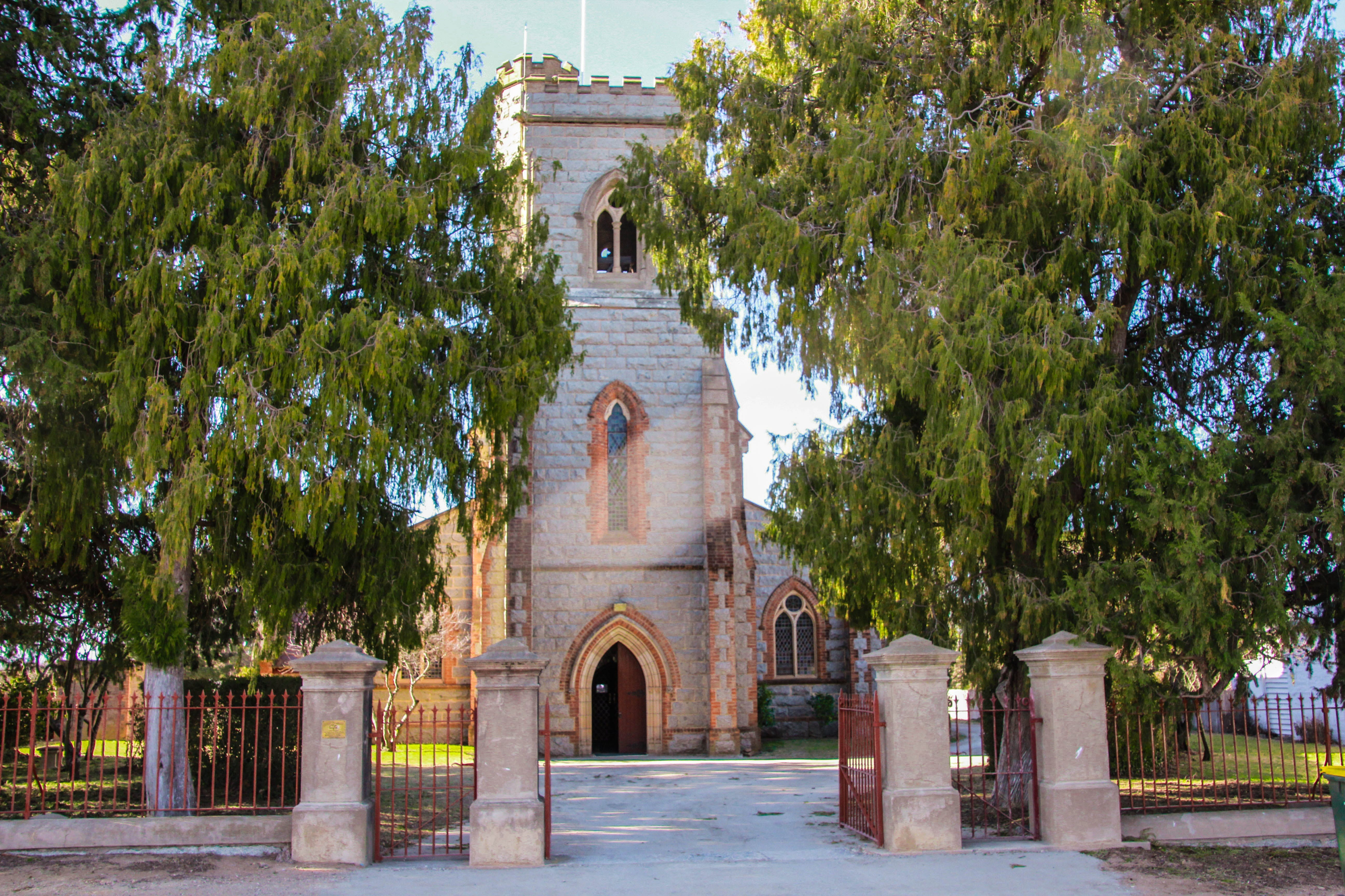 Parish Church of St Andrew - New South Wales Tourism
