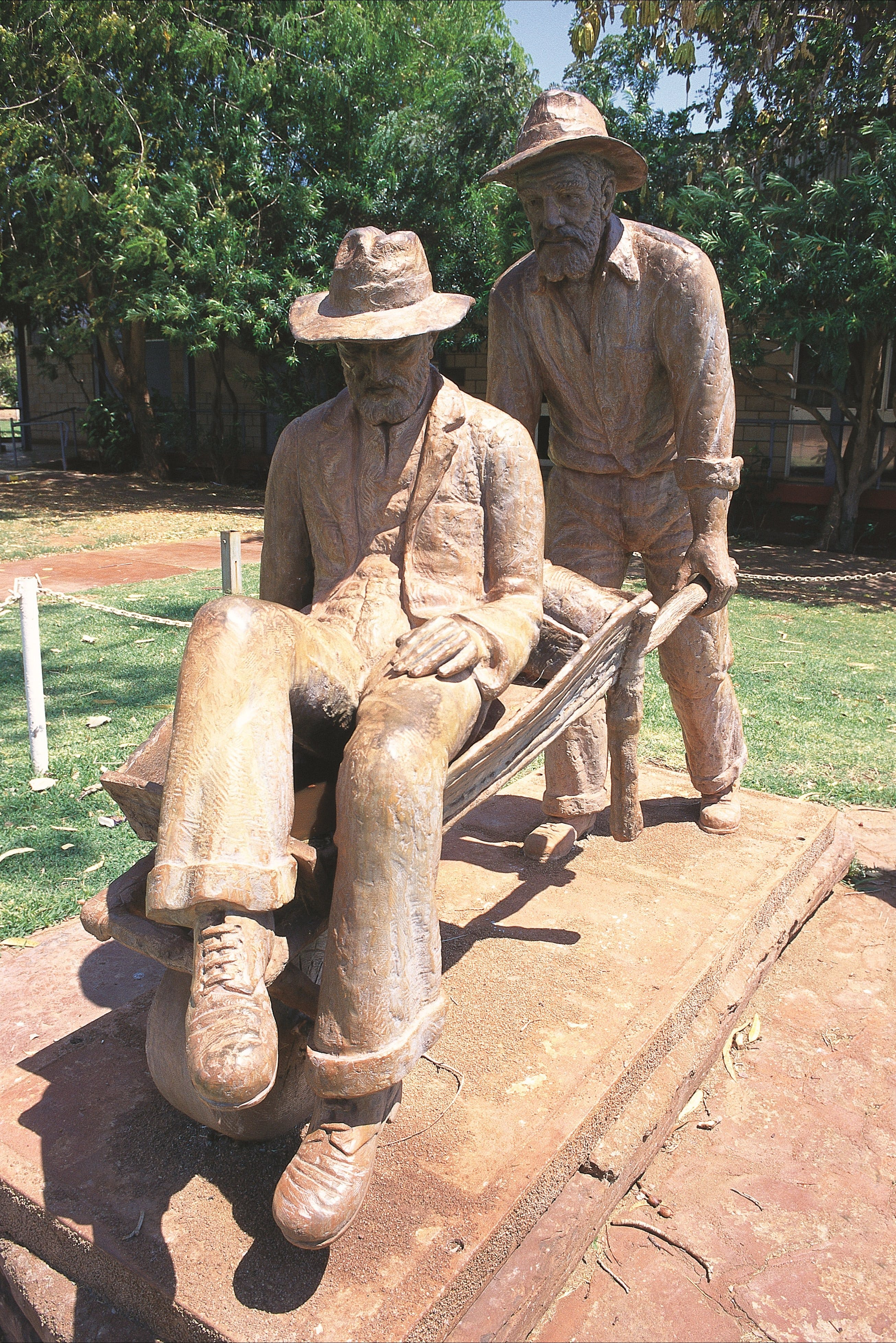 Russian Jack Memorial - New South Wales Tourism
