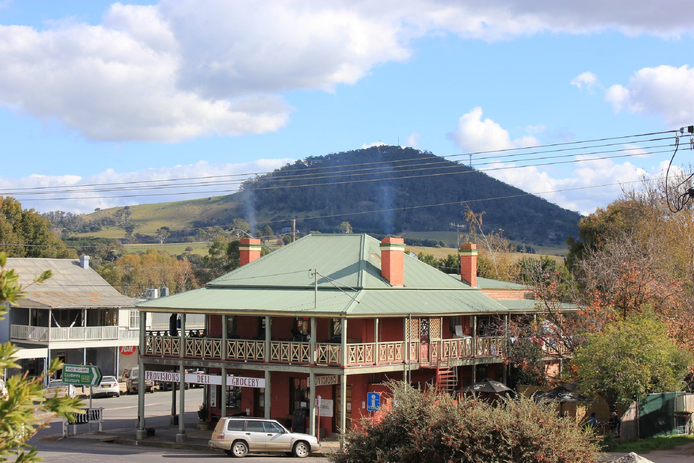 Braidwood Heritage Walk - New South Wales Tourism