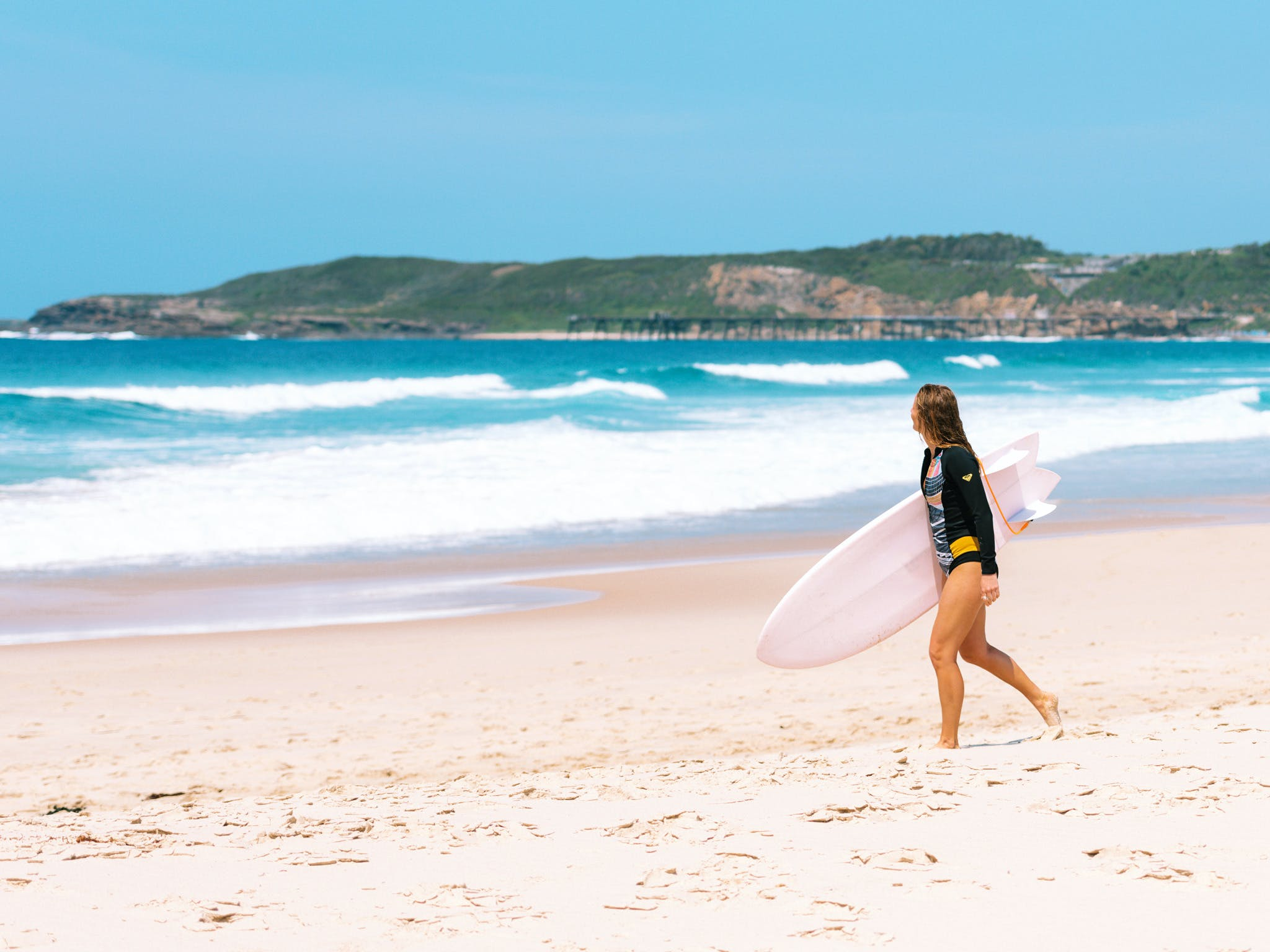 Catherine Hill Bay Beach - New South Wales Tourism