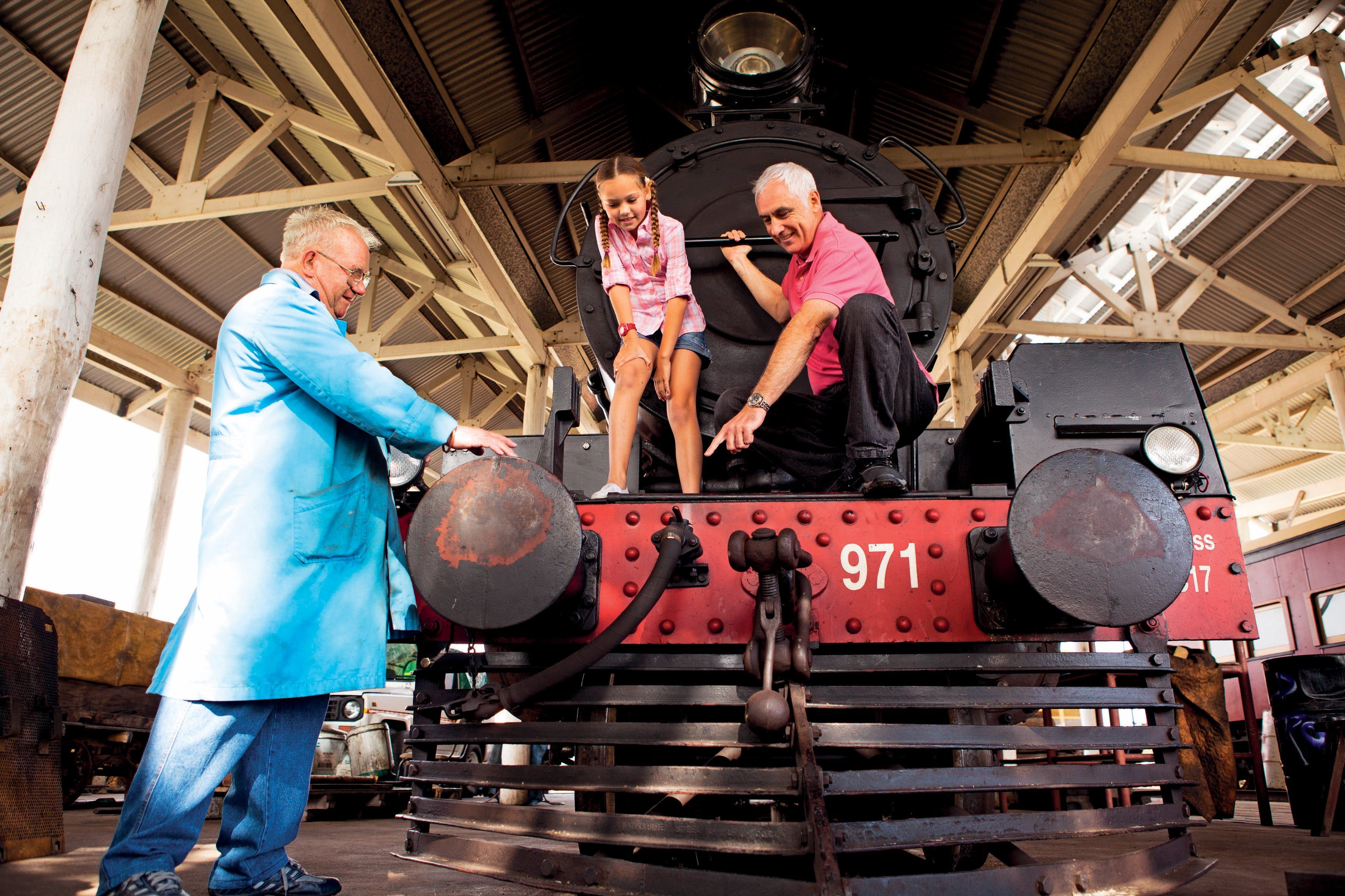 Southern Downs Steam Railway - New South Wales Tourism