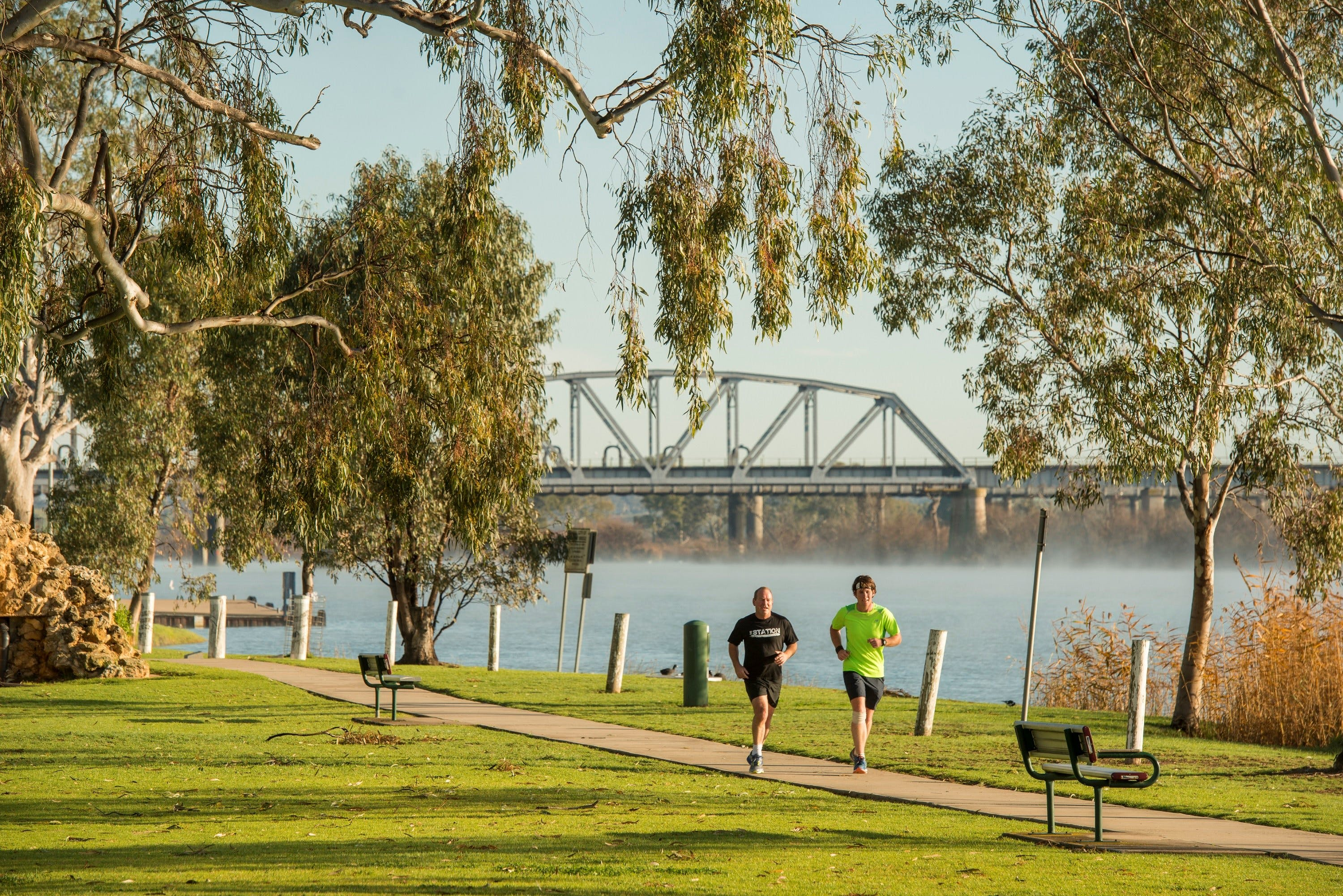 Sturt Reserve - New South Wales Tourism
