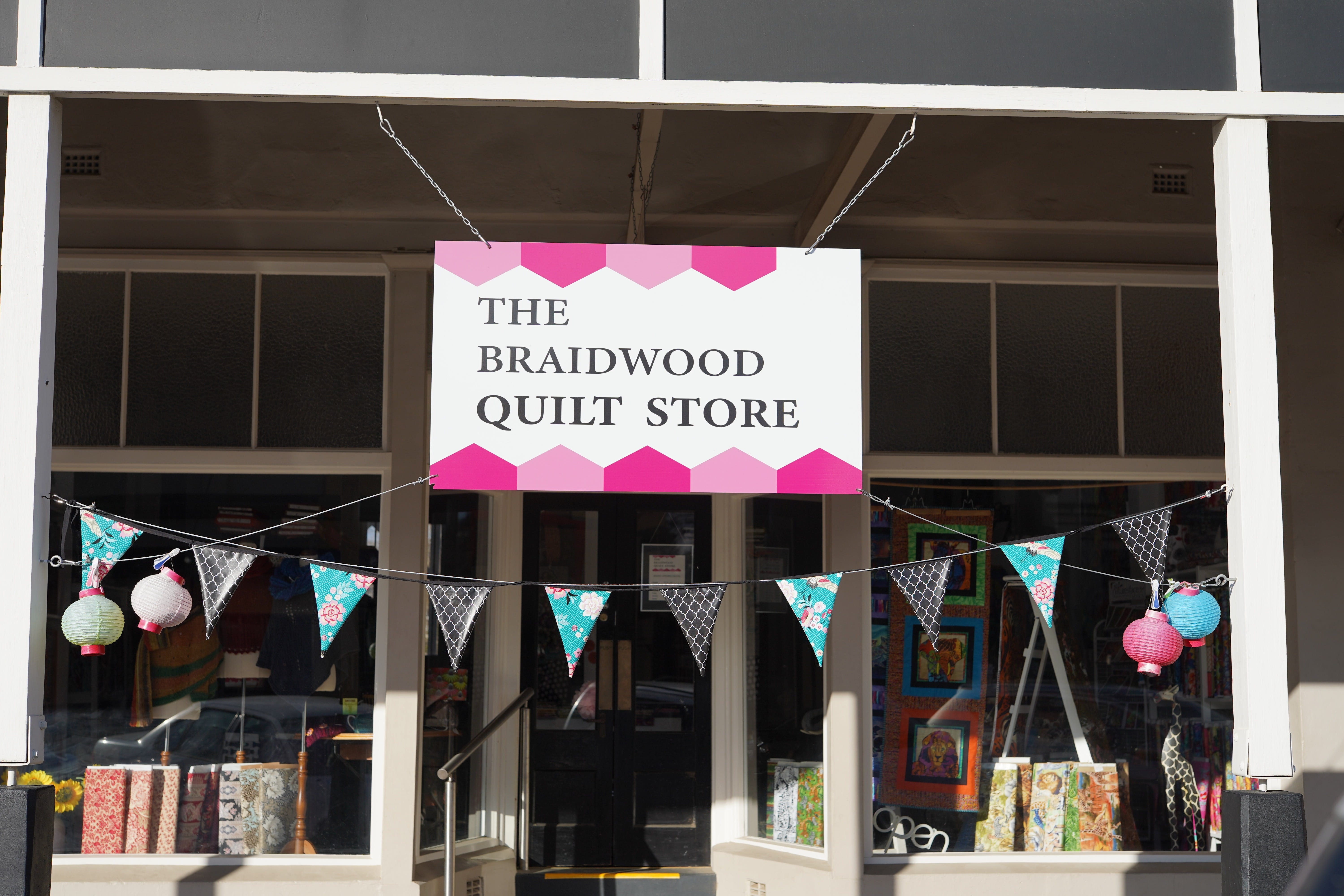 The Braidwood Quilt Store - New South Wales Tourism