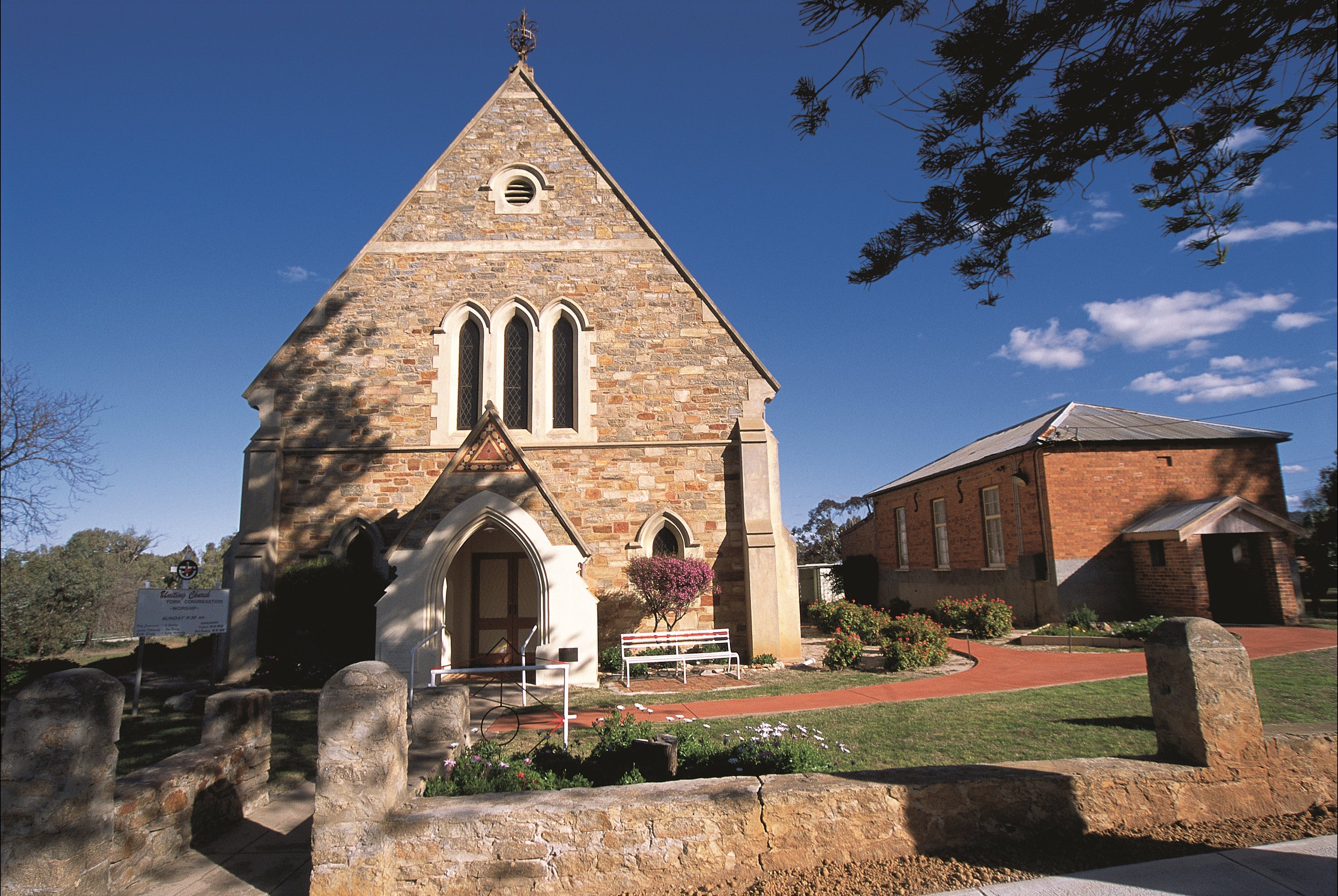 Uniting Church - York - New South Wales Tourism