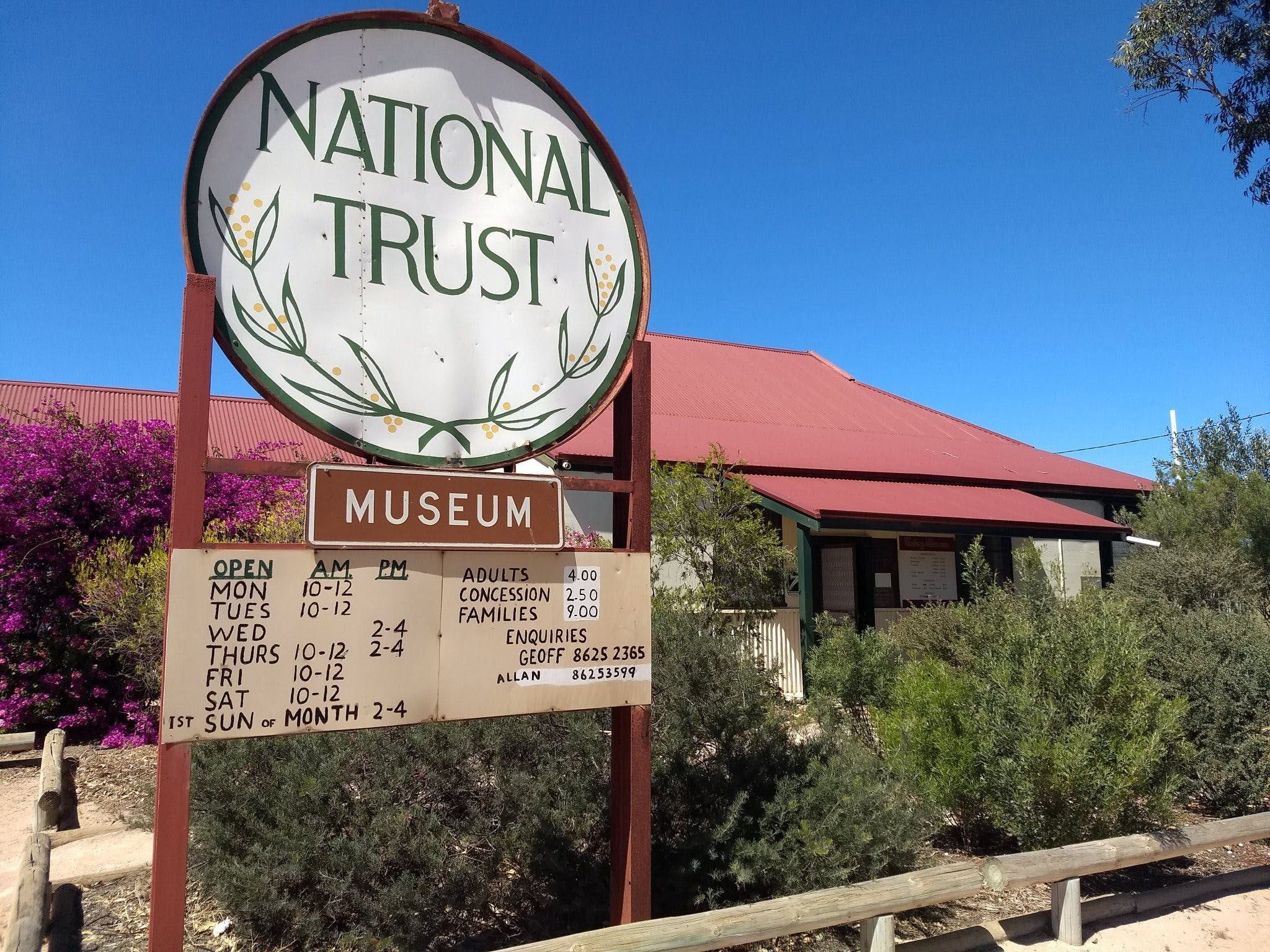 Ceduna National Trust Musuem - New South Wales Tourism