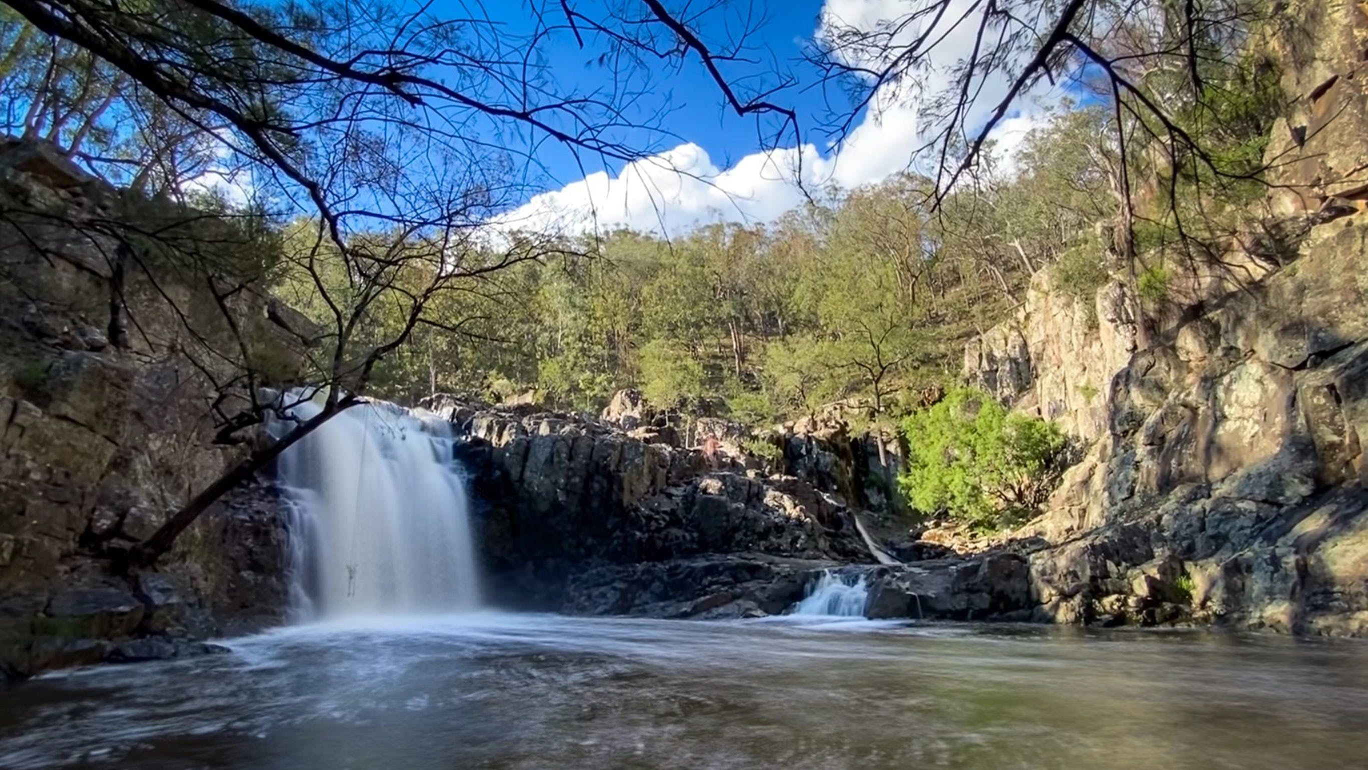 Horton Falls and Walks - New South Wales Tourism