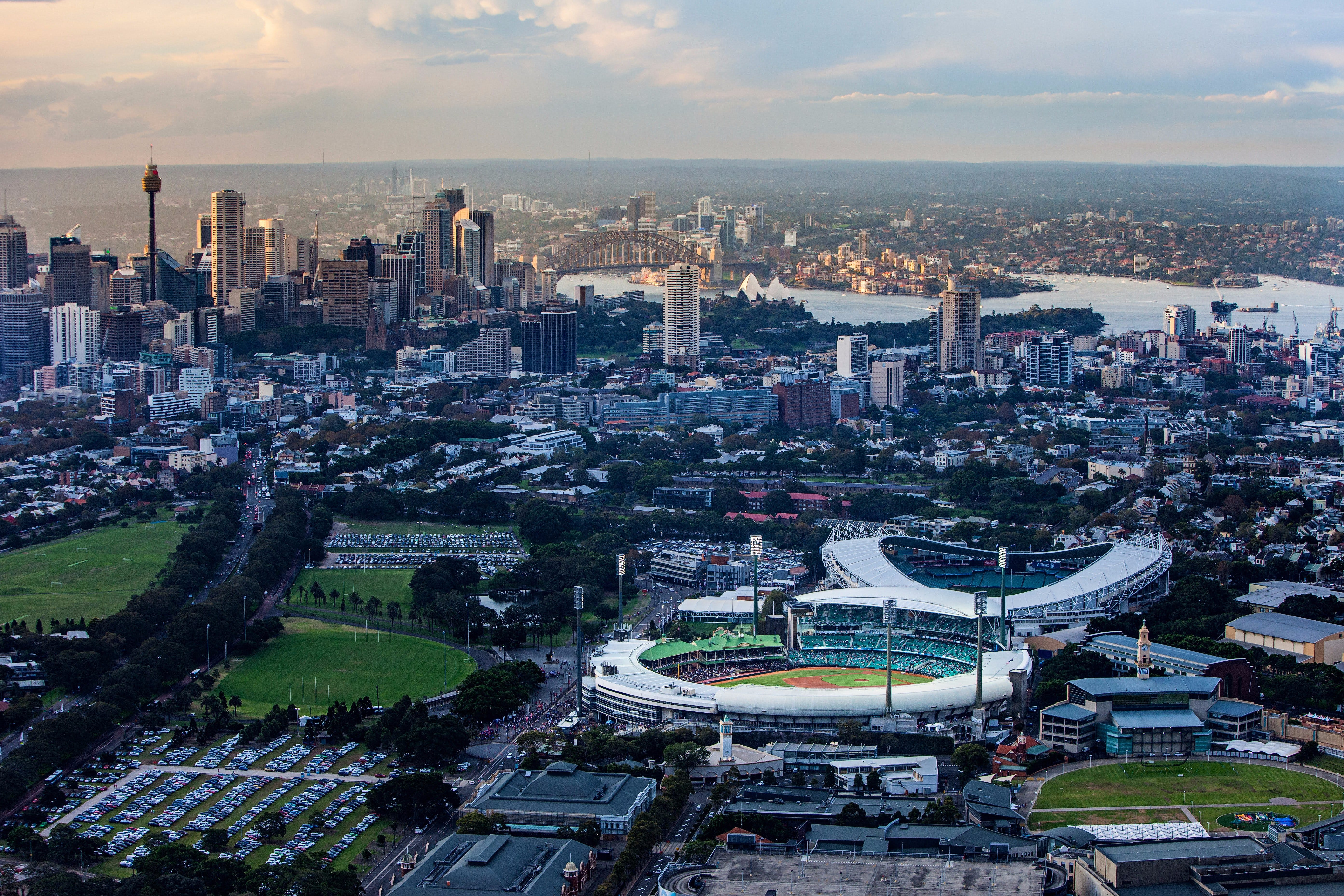 Moore Park - New South Wales Tourism
