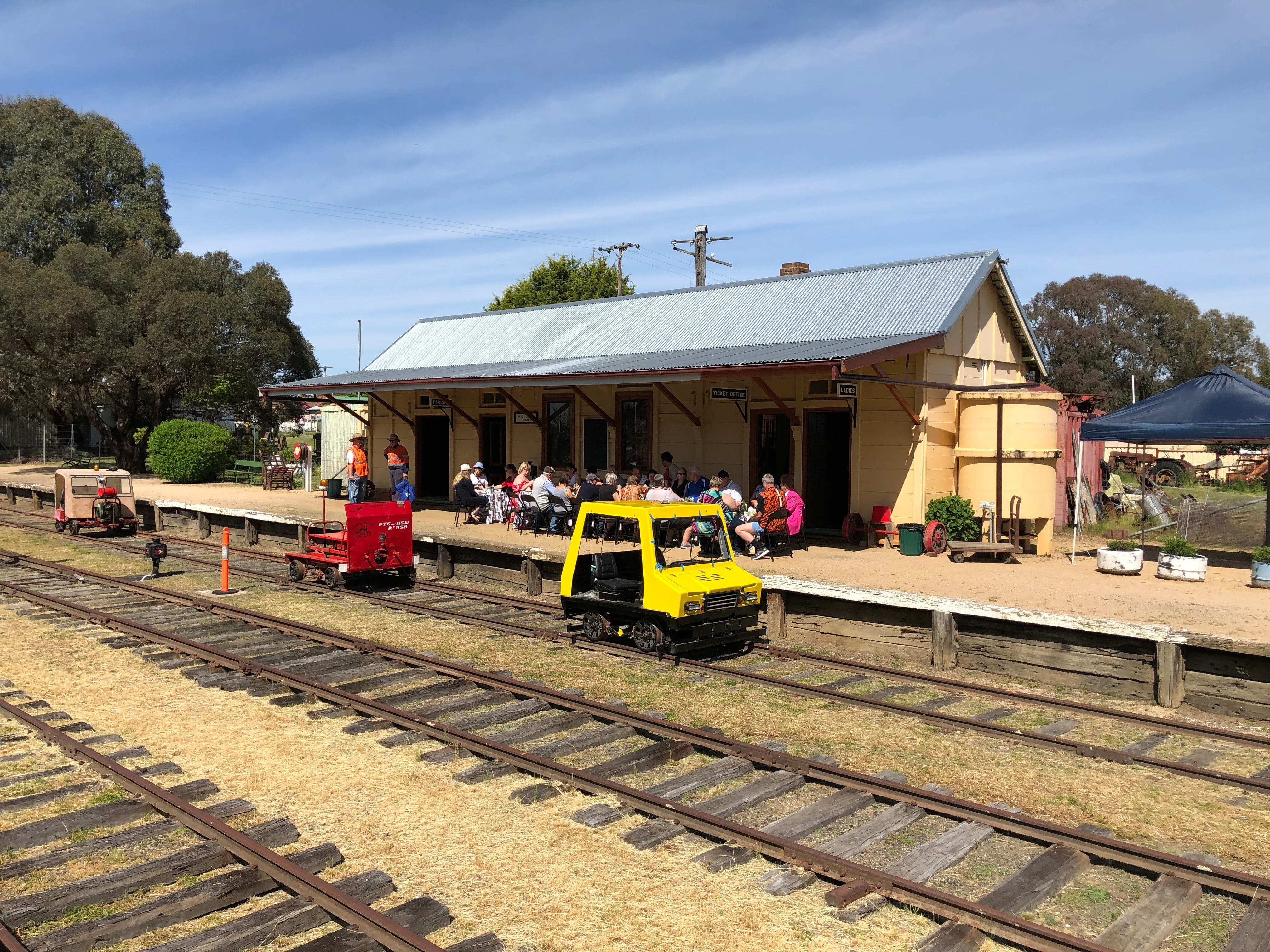Oberon Tarana Heritage Railway - New South Wales Tourism