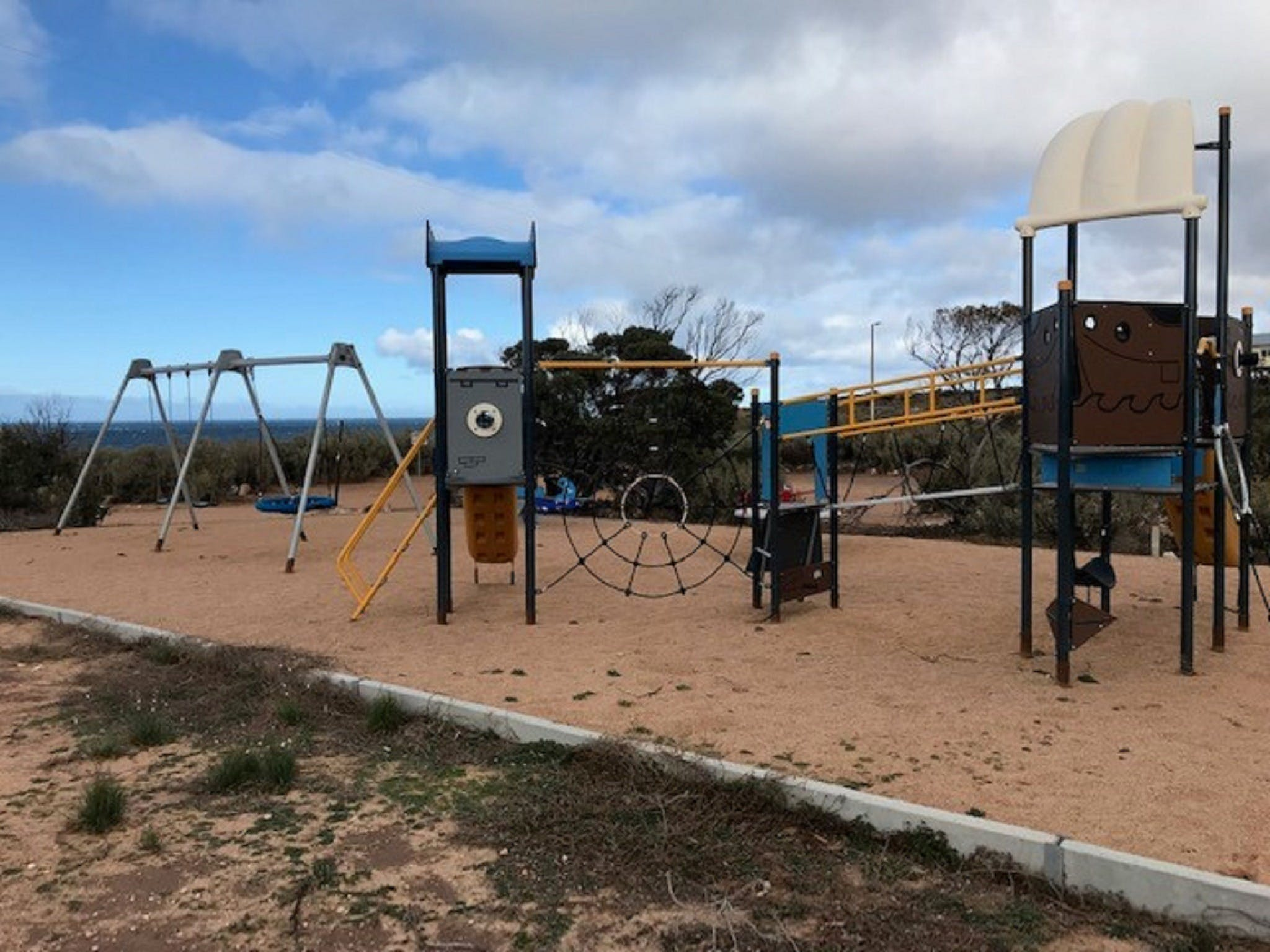 Port Gibbon Playground - New South Wales Tourism