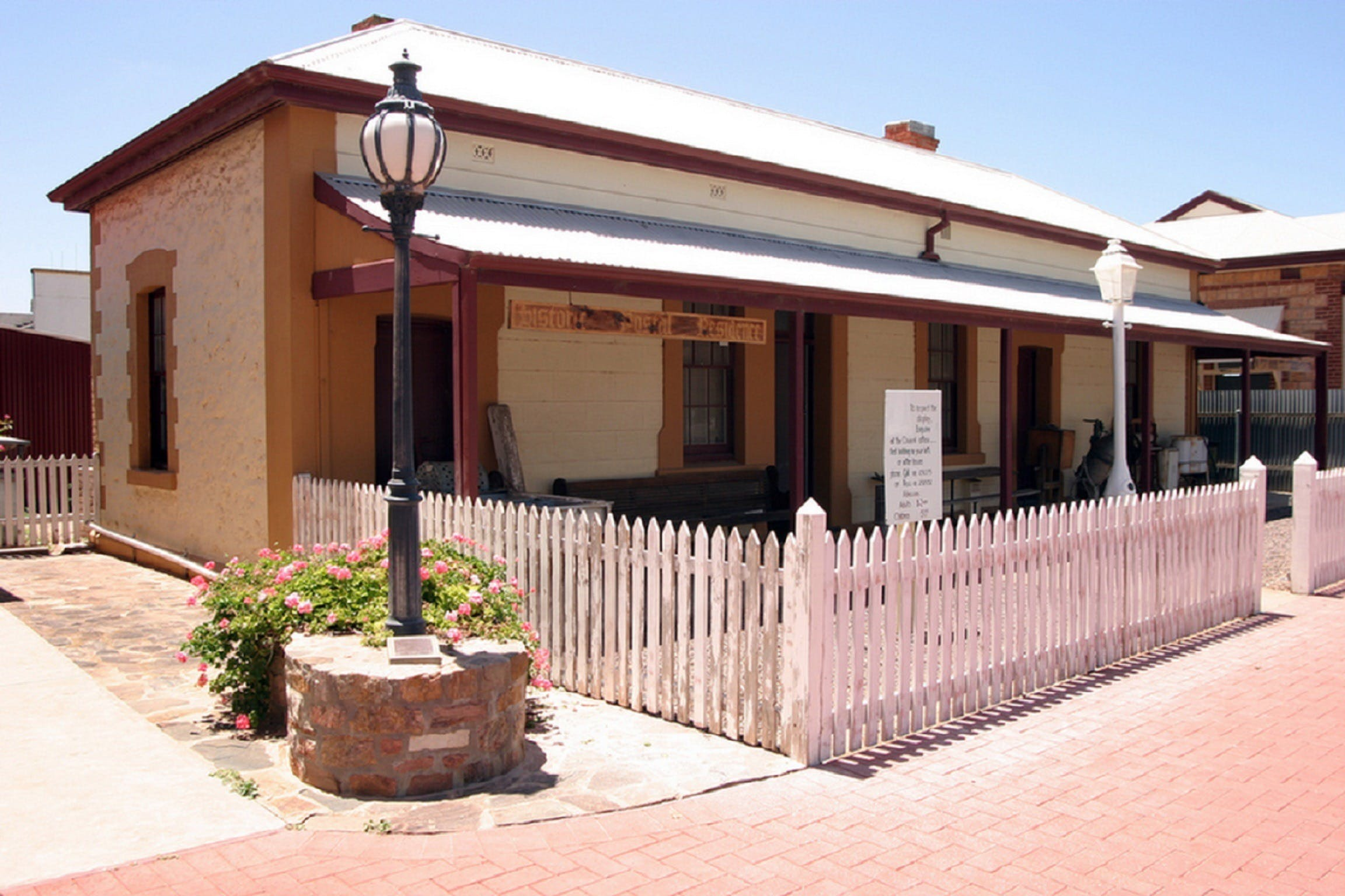 Franklin Harbour Historical Museum - New South Wales Tourism