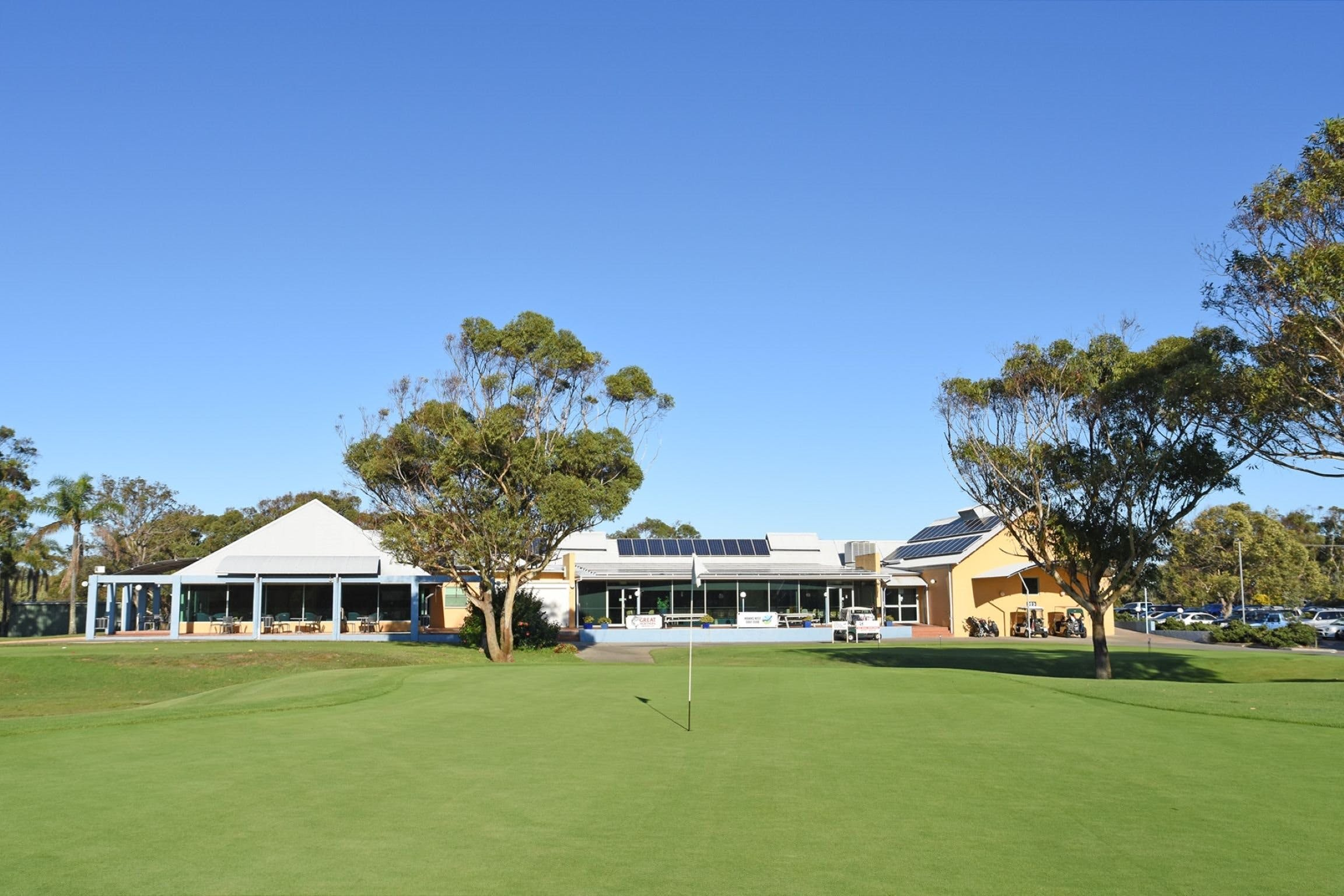 Hawks Nest Golf Club - New South Wales Tourism