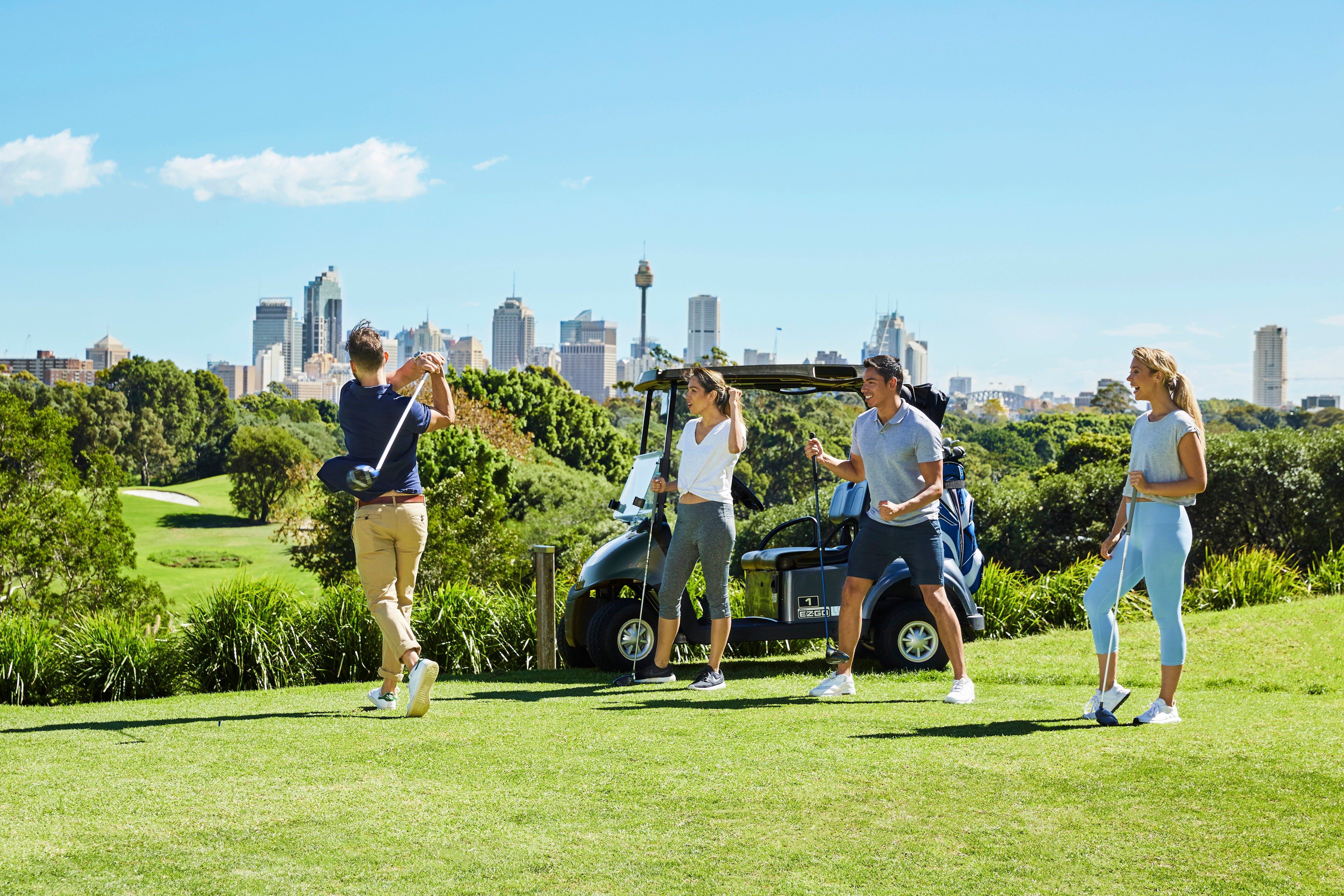 Moore Park Golf Course - New South Wales Tourism
