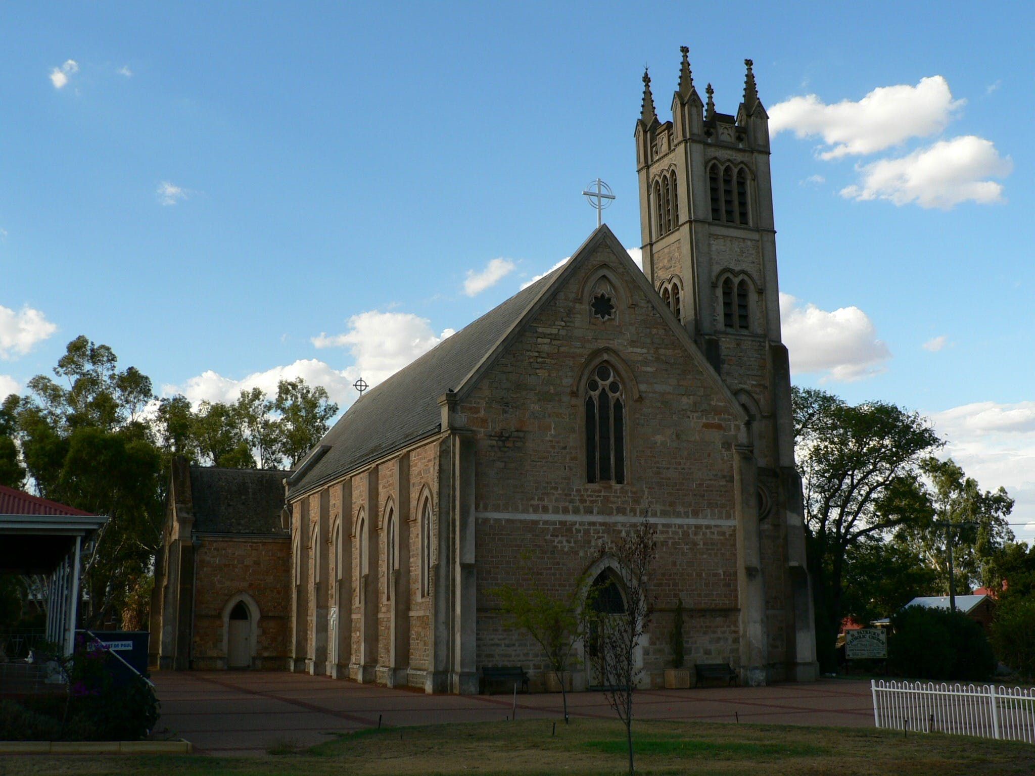 St Patrick's Church - New South Wales Tourism