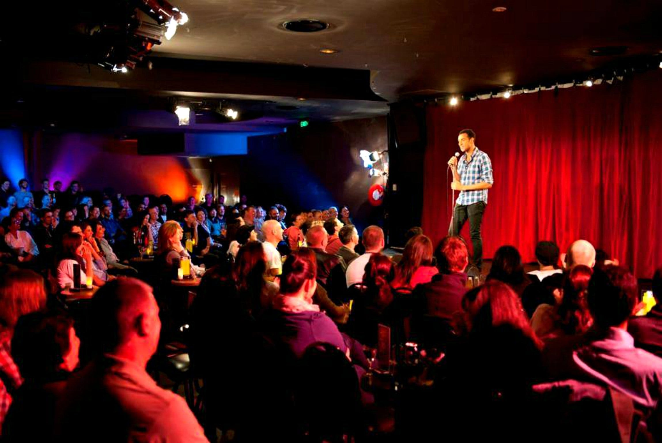 The Comedy Store - New South Wales Tourism