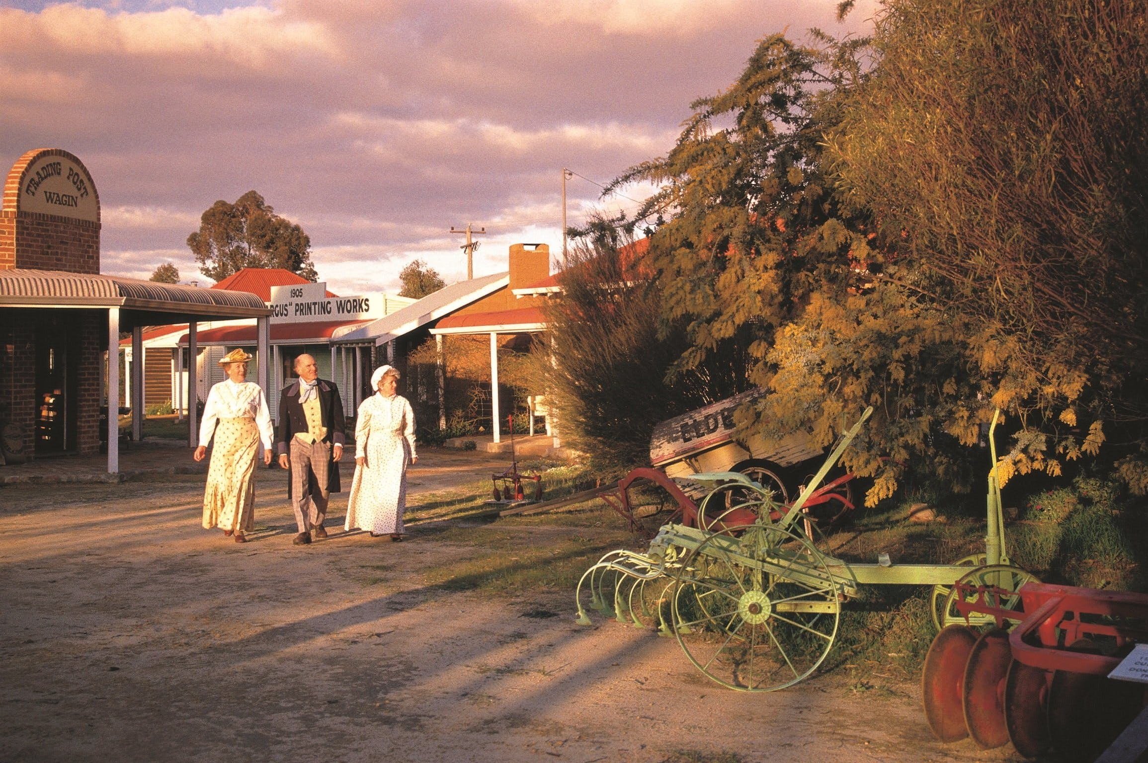 Wagin Historical Village - New South Wales Tourism
