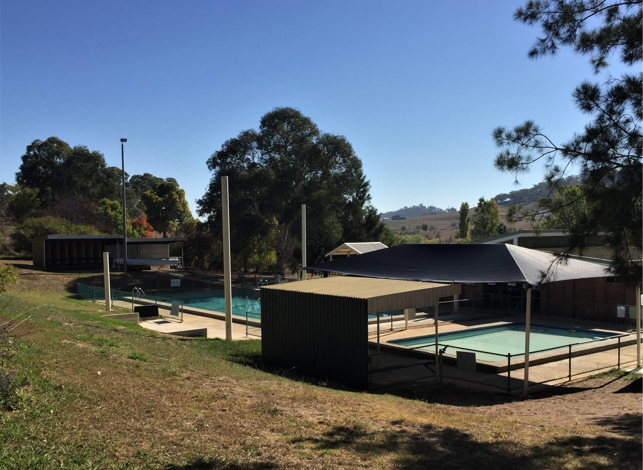 Gunning Pool - New South Wales Tourism