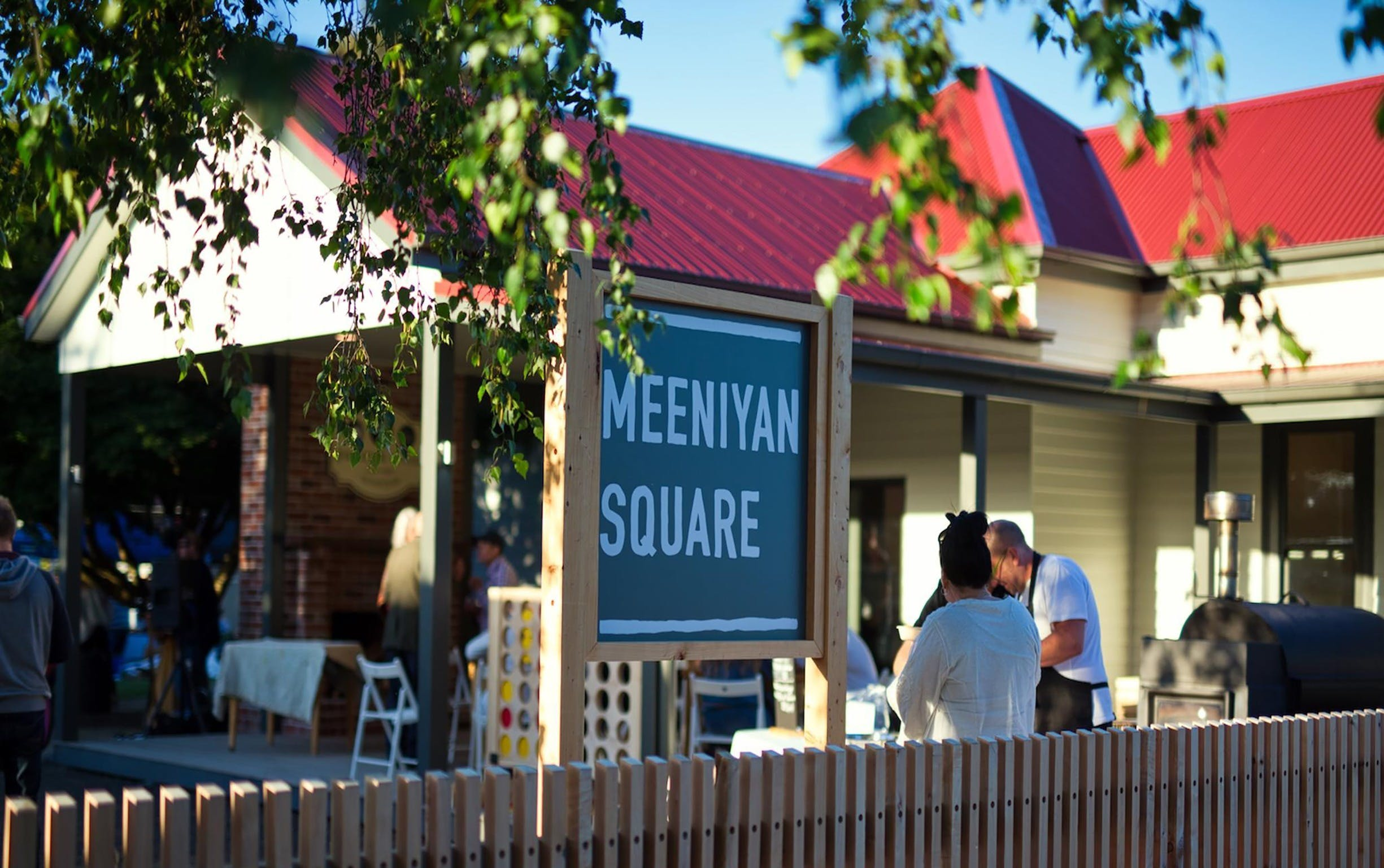 Meeniyan Square - New South Wales Tourism