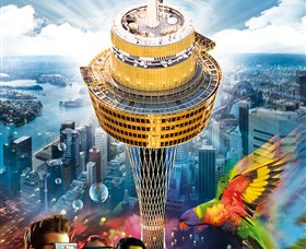 Sydney Tower Eye - New South Wales Tourism