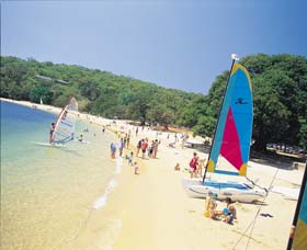 Balmoral Beach - New South Wales Tourism