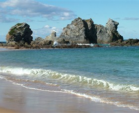 Camel Rock - New South Wales Tourism