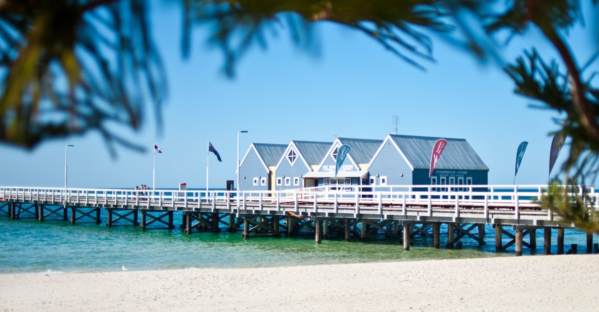 Busselton Jetty  Underwater Observatory Tour - New South Wales Tourism