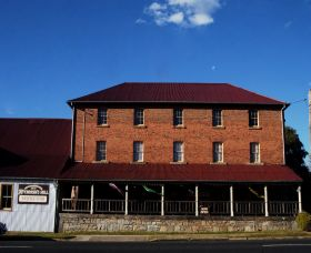 McCrossin's Mill Museum - New South Wales Tourism