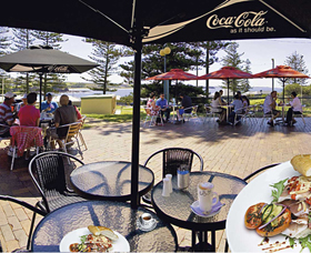 The Beach and Bush Gallery and Cafe - New South Wales Tourism