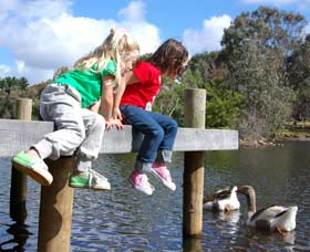 Vasse River and Rotary Park - New South Wales Tourism