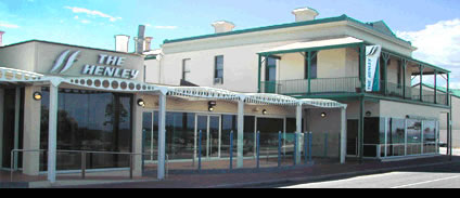 Henley Beach Hotel - New South Wales Tourism